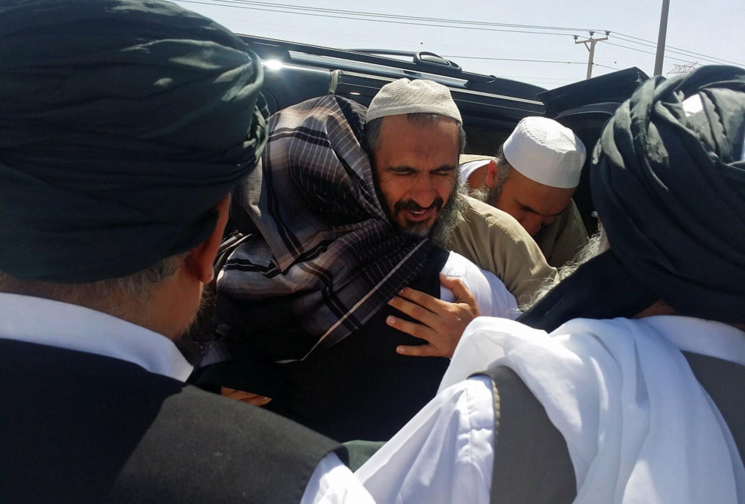 Image: QATAR-AFGHANISTAN-TALIBAN-UNREST-US