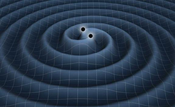 Image: Gravity waves