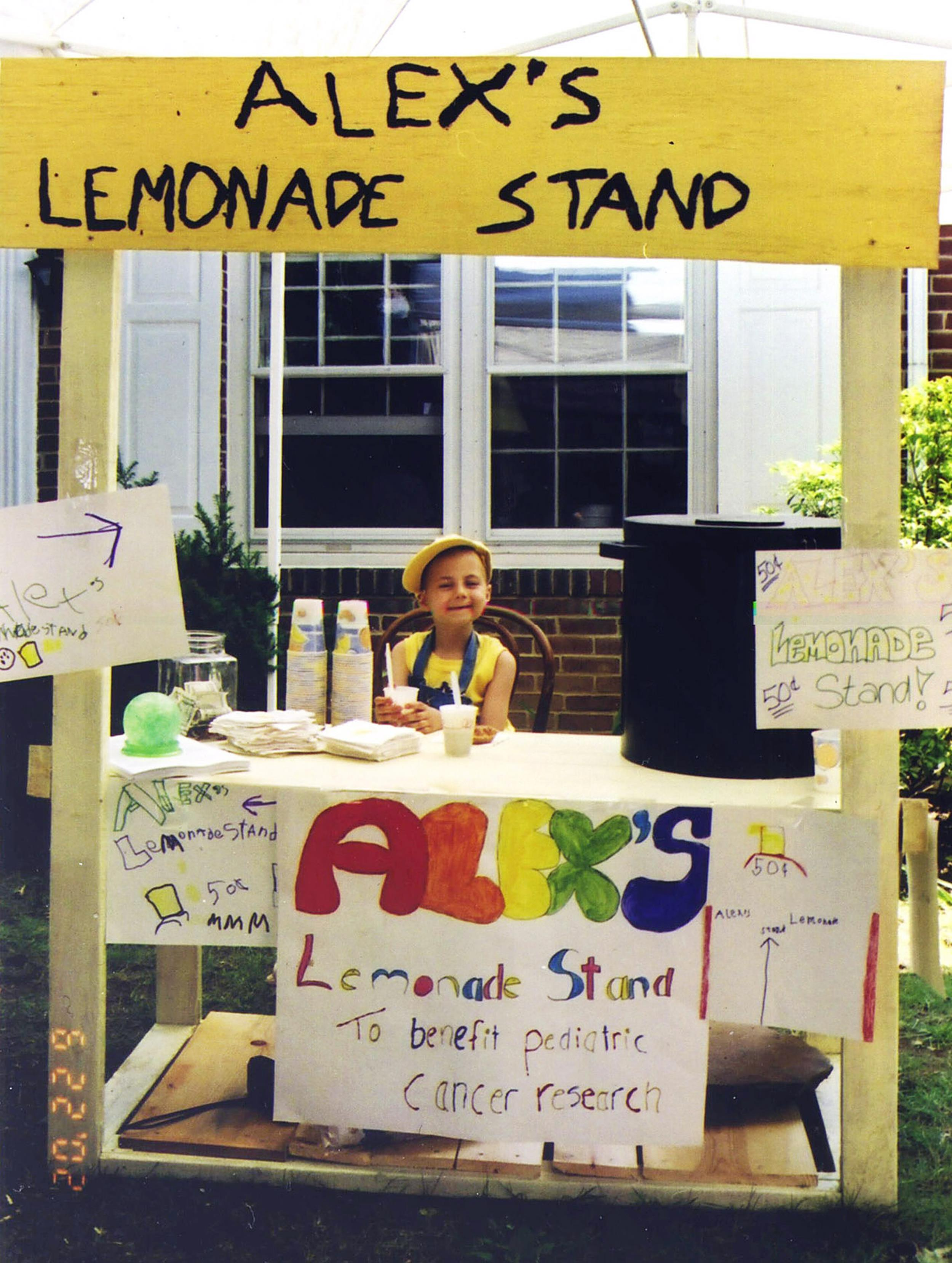 Alex's Lemonade Stand Surpasses Goal by More Than $79 ...