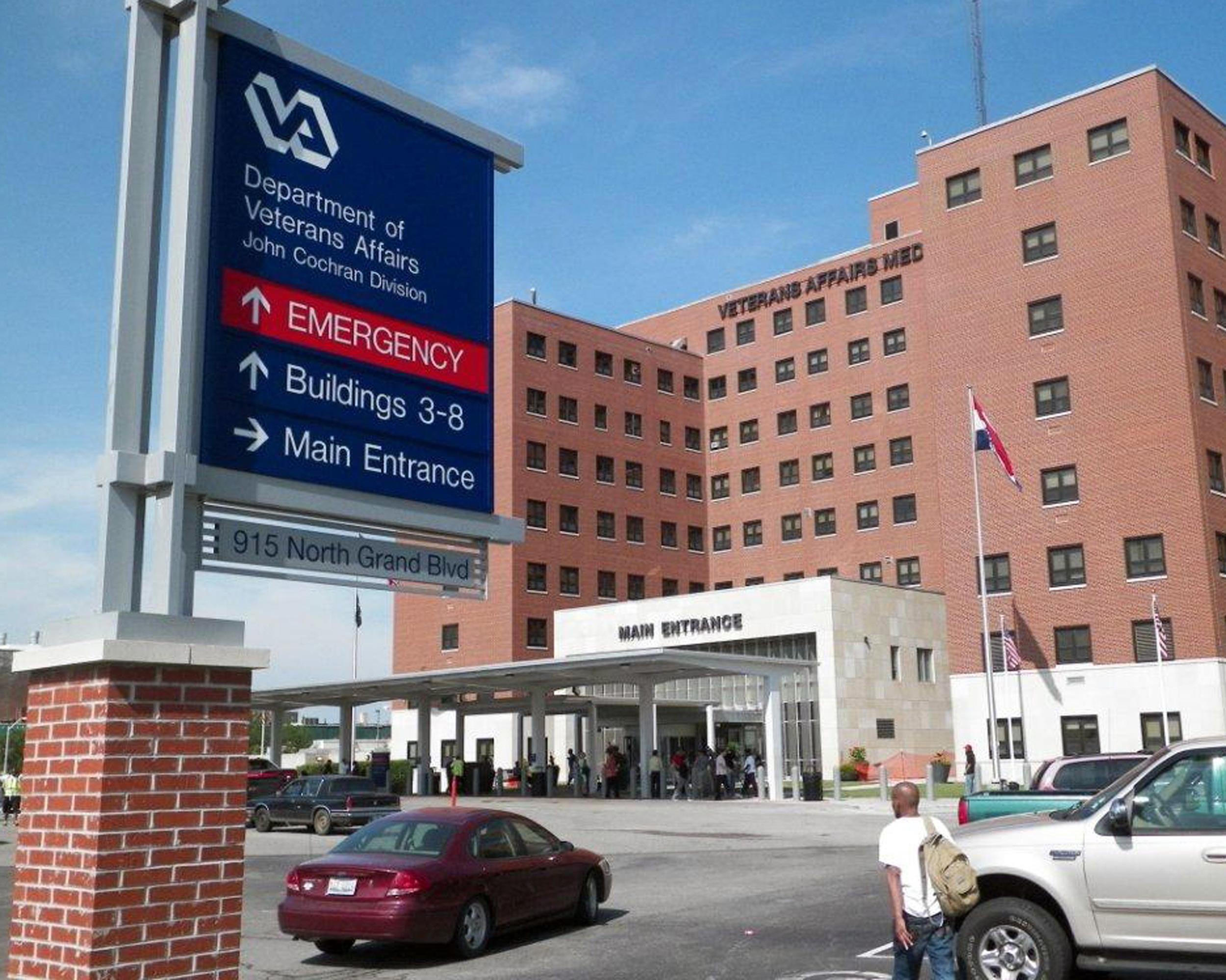 Image:The St. Louis VA Medical Center