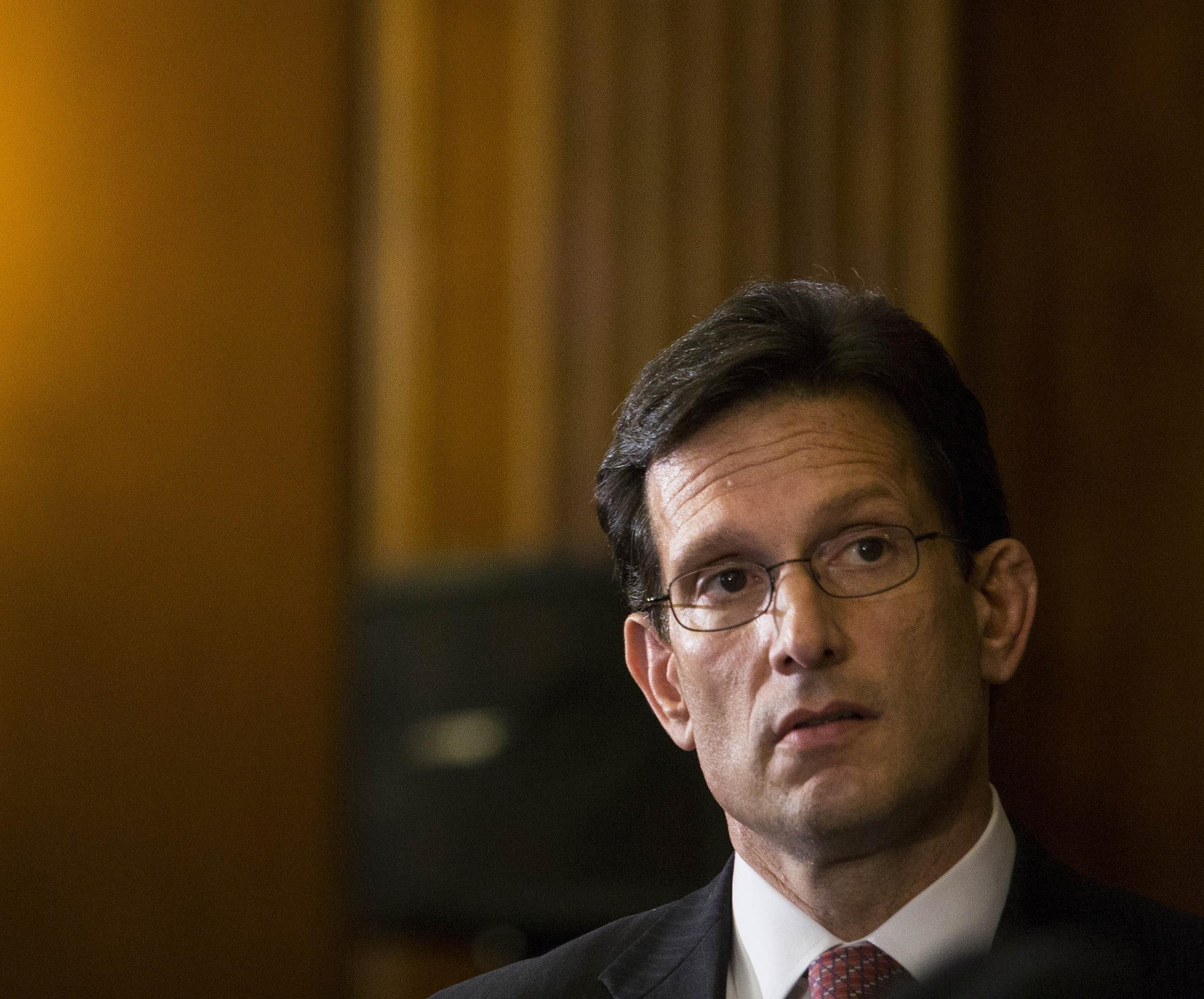 Image: House Majority Leader Rep. Eric Cantor