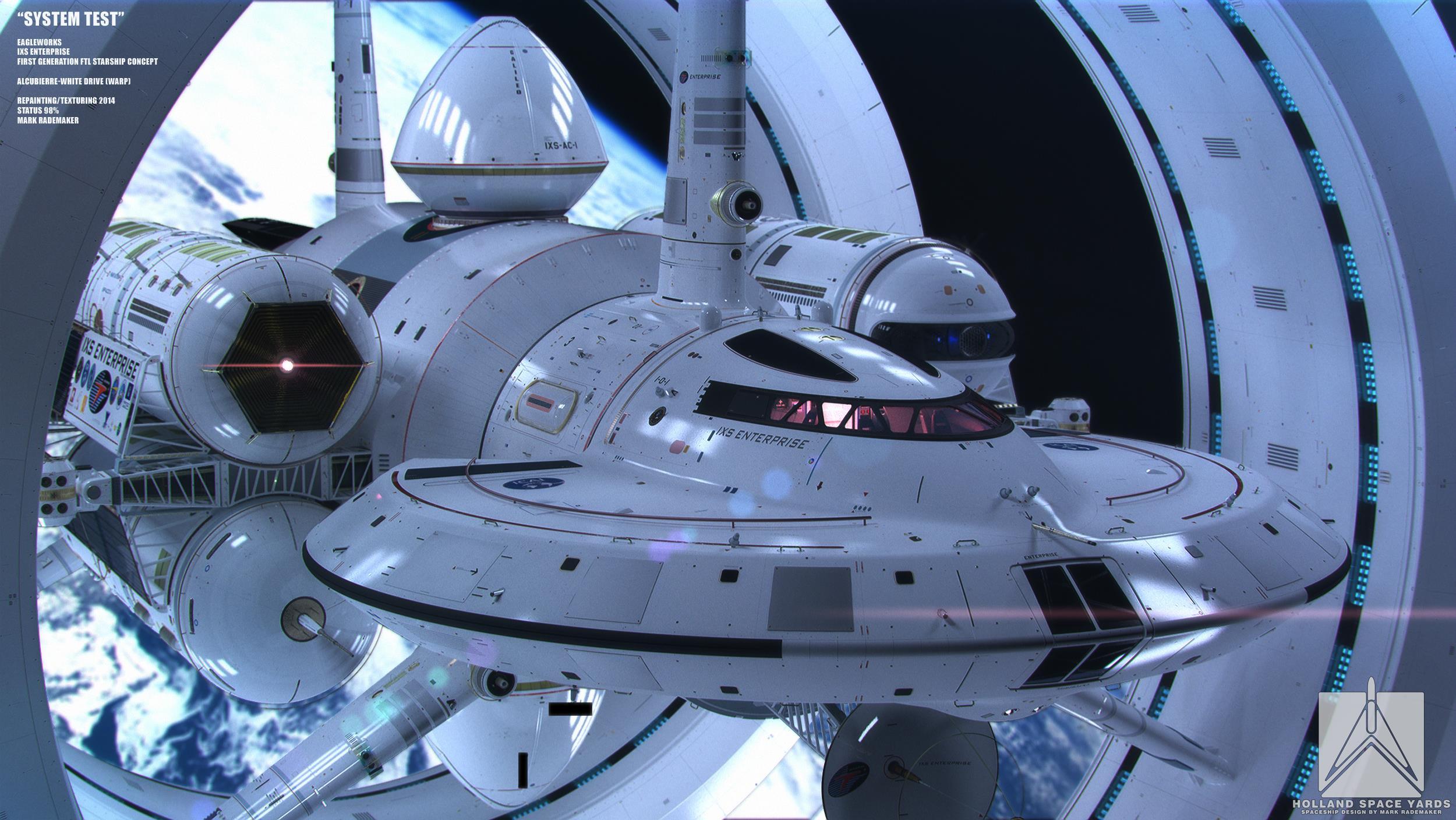Image: IXS Enterprise