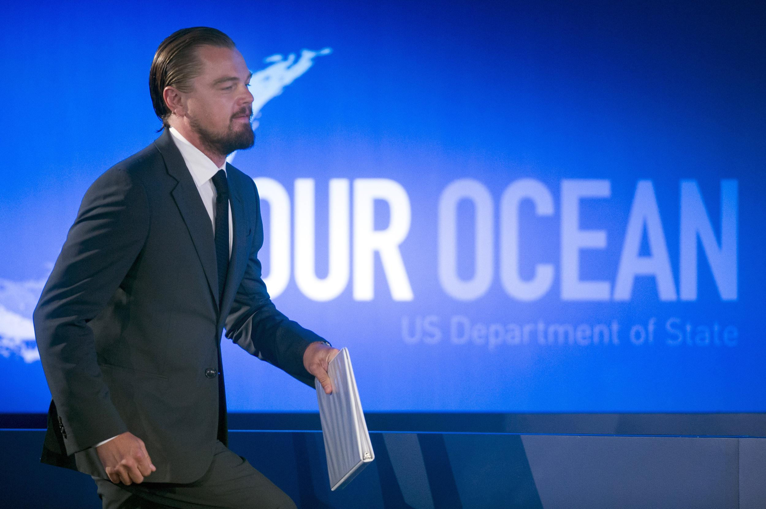 Obama, DiCaprio Rally for World's Largest Ocean Sanctuary