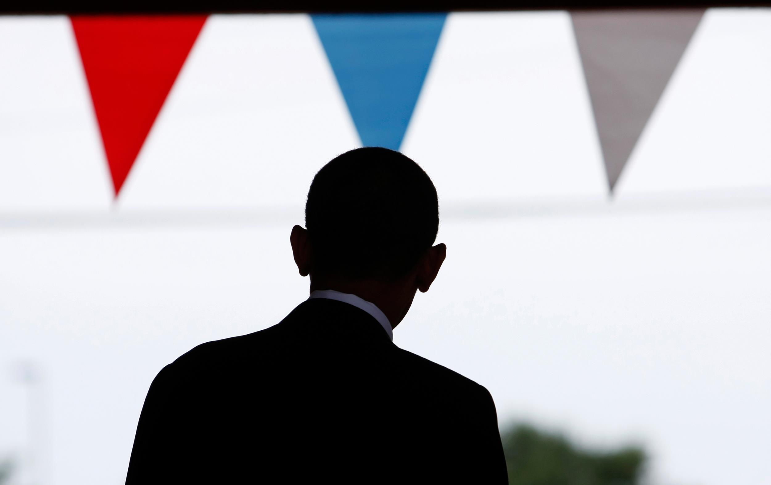 Image: U.S. President Obama