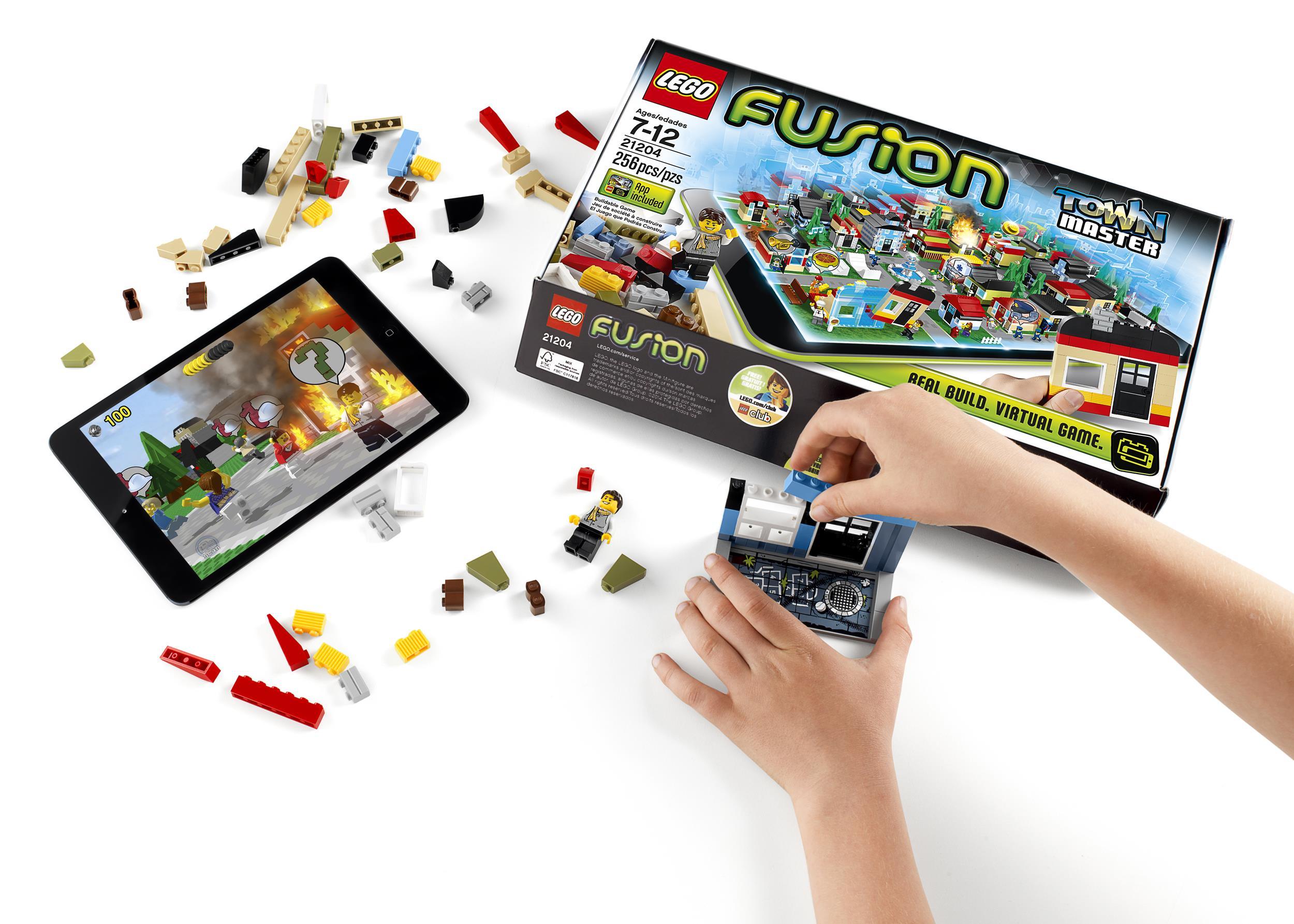 LEGO FUSION Town Master