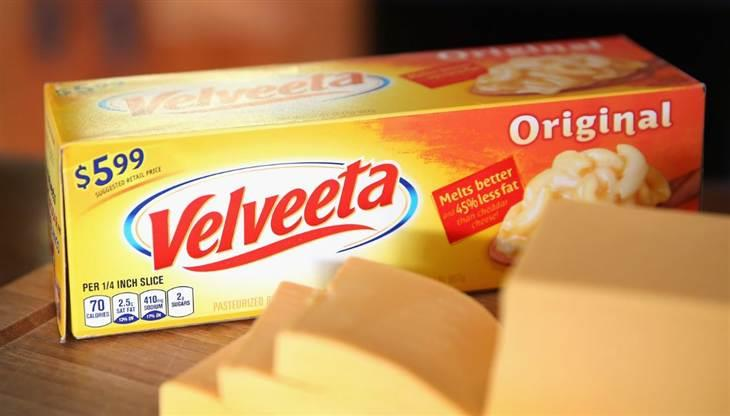 Velveeta recalled