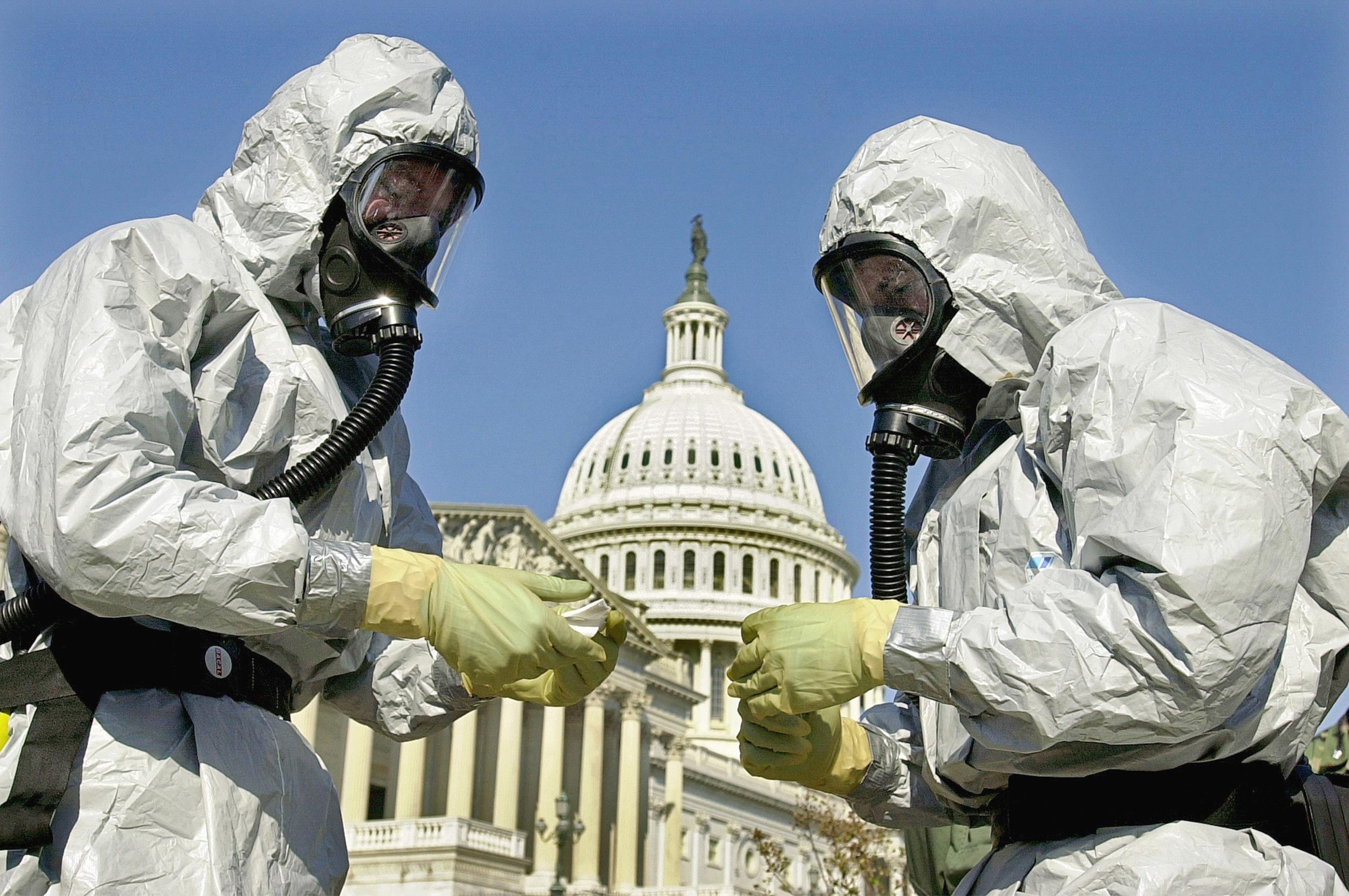 What You Need to Know About the Anthrax Blunder