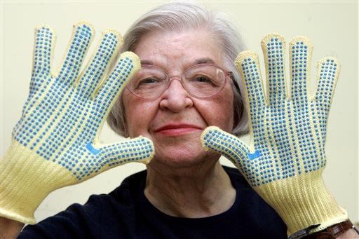 Stephanie Kwolek, who invented Kevlar, died at the age of 90.