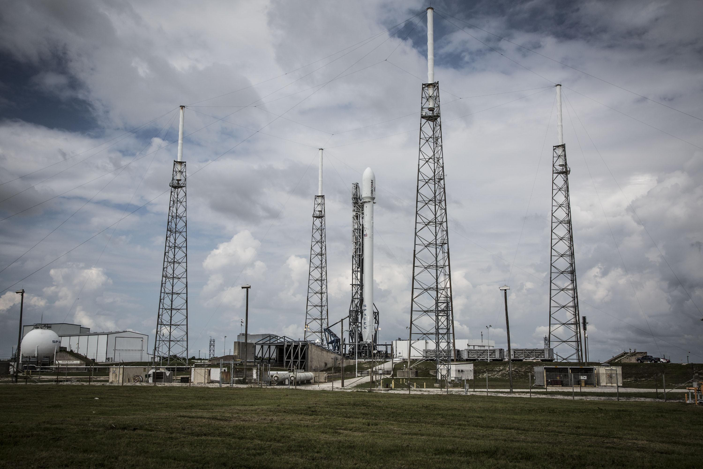 Image: SpaceX Falcon 9