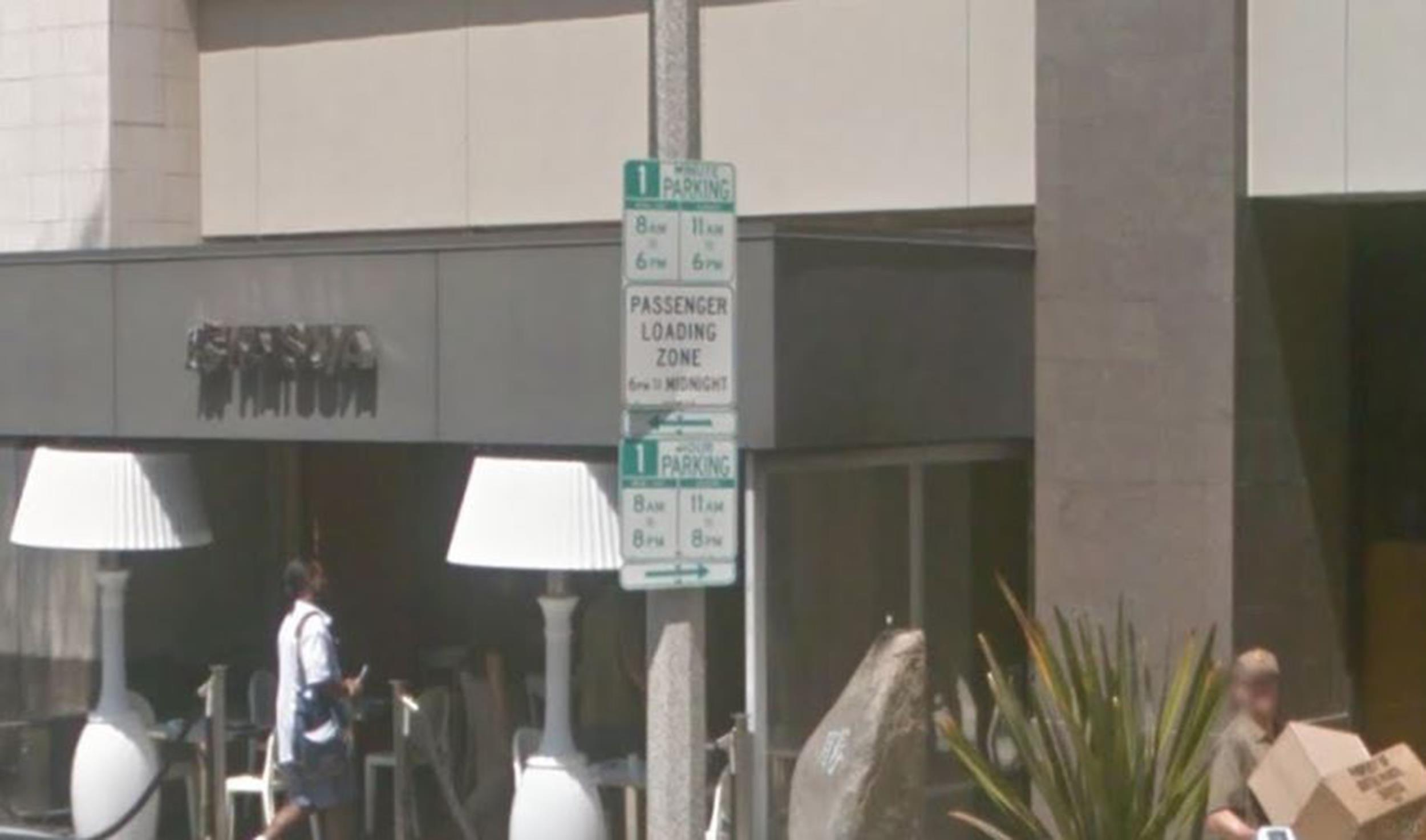 Bad Timing: Photo of 1-Minute Parking Sign Goes Viral - NBC News