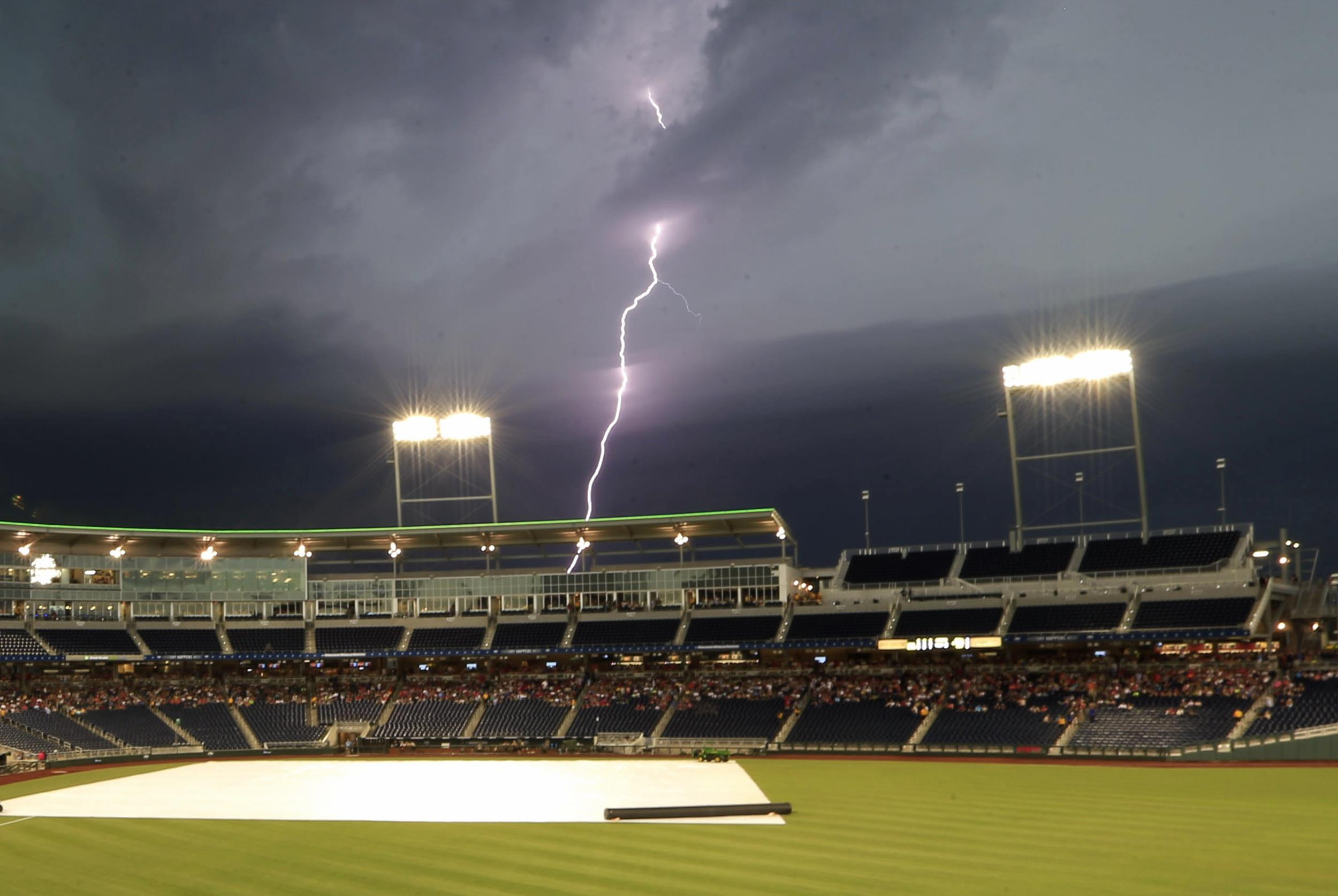 Thunderstorms Could Trigger Flash Floods in Plains and ...