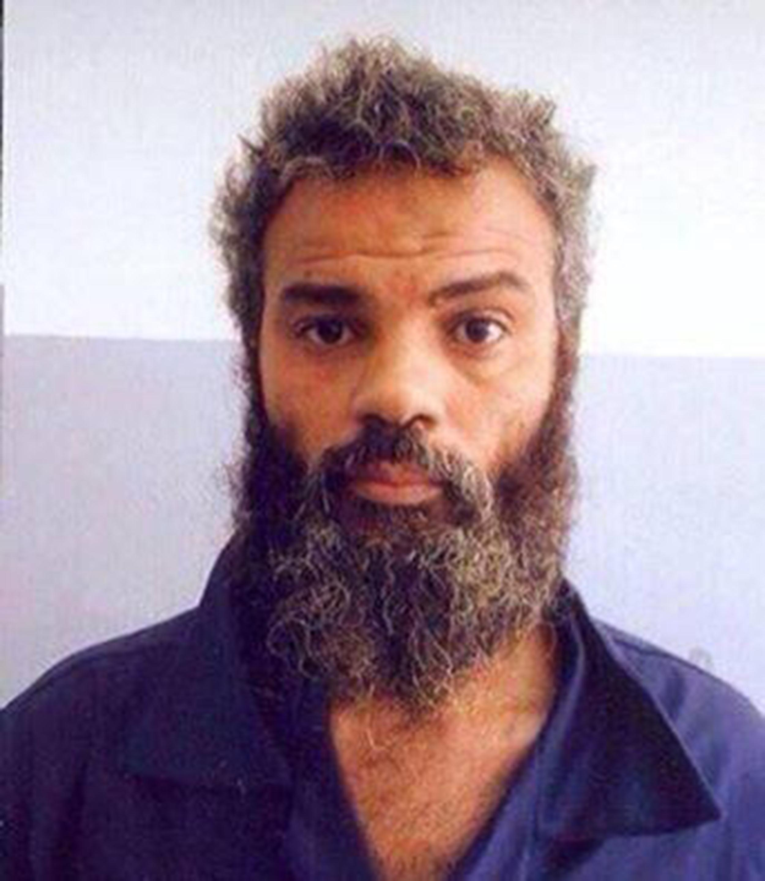 Image: Ahmed Abu Khattala was charged by the U.S. for the attack U.S. consulate in Benghazi, Libya.
