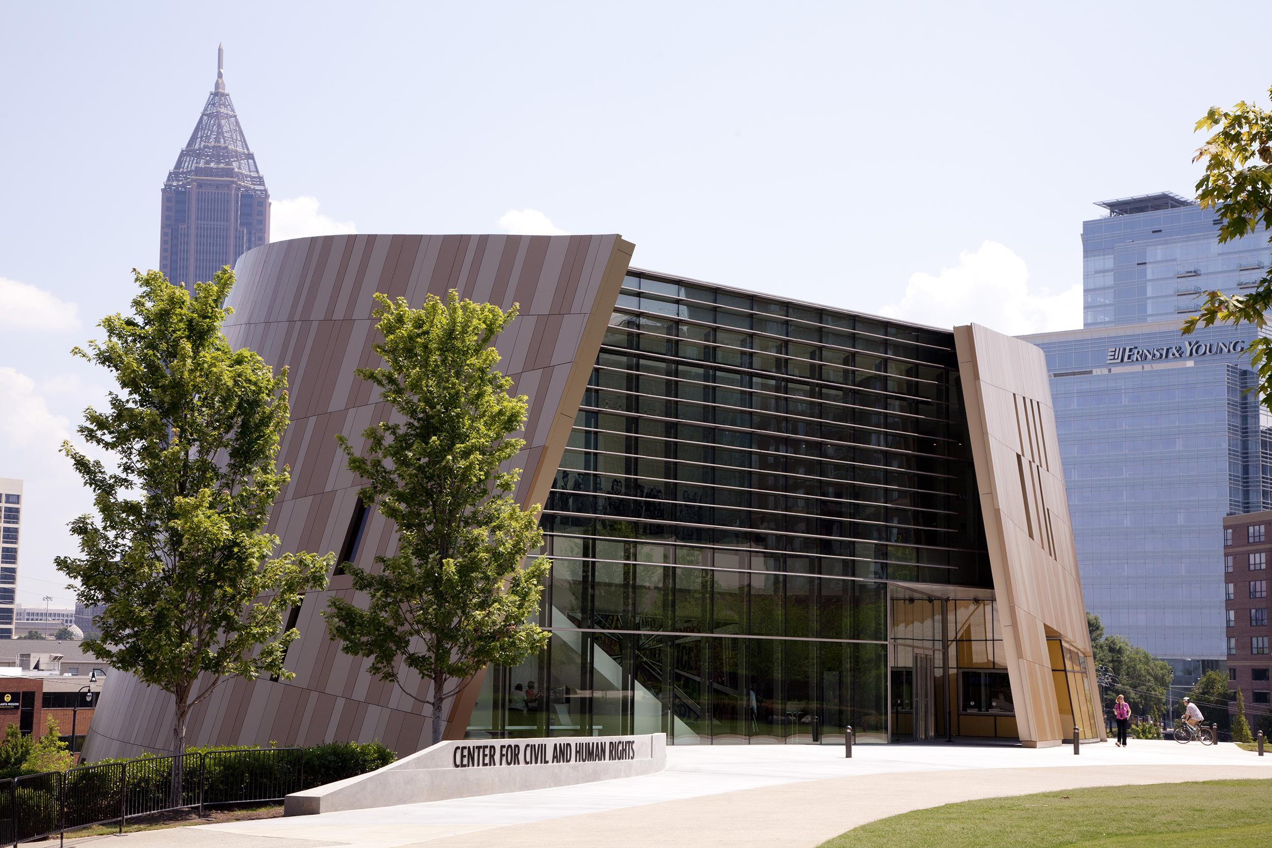 New Civil Rights Museum Opens In Atlanta