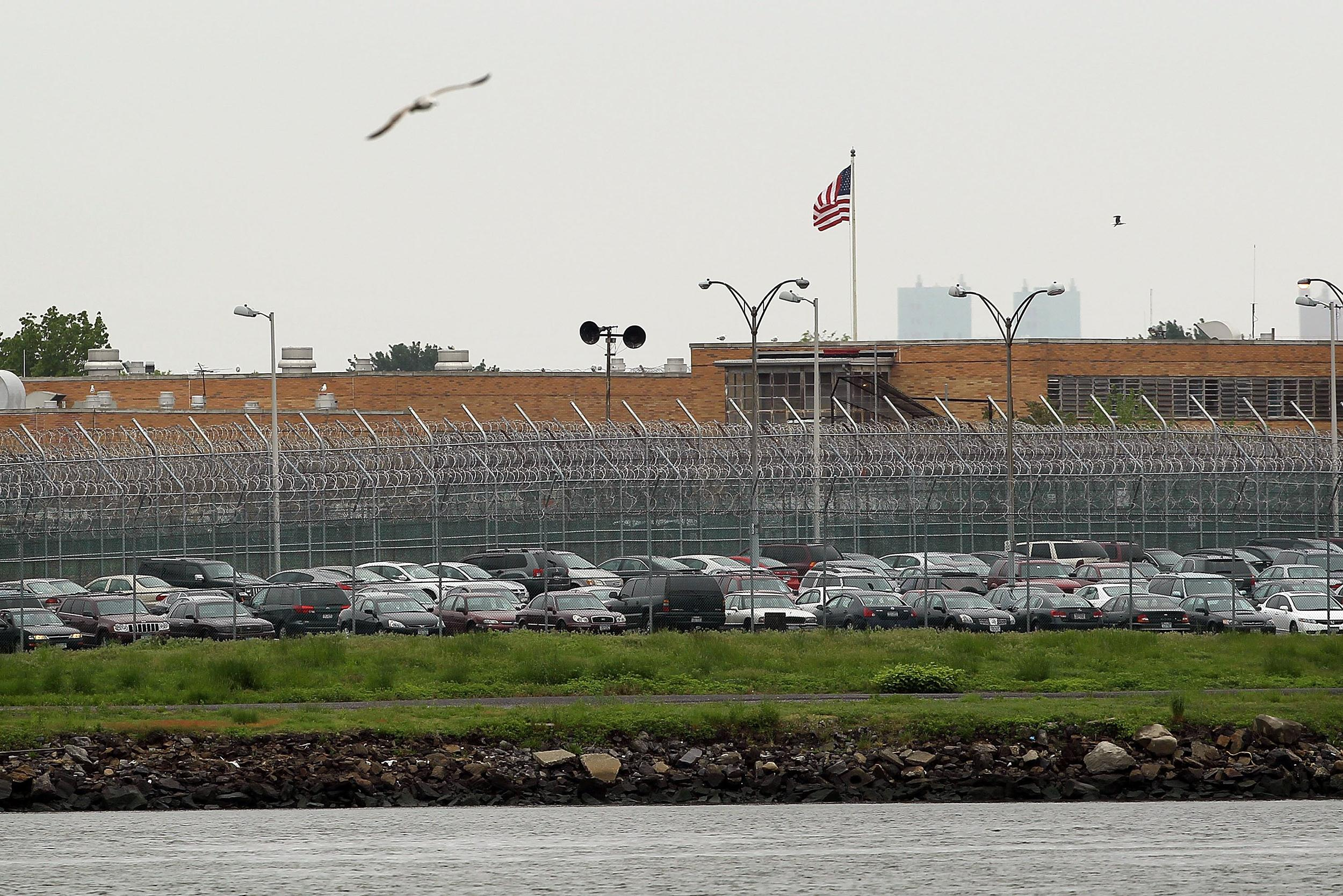 My First Visit to Rikers Island