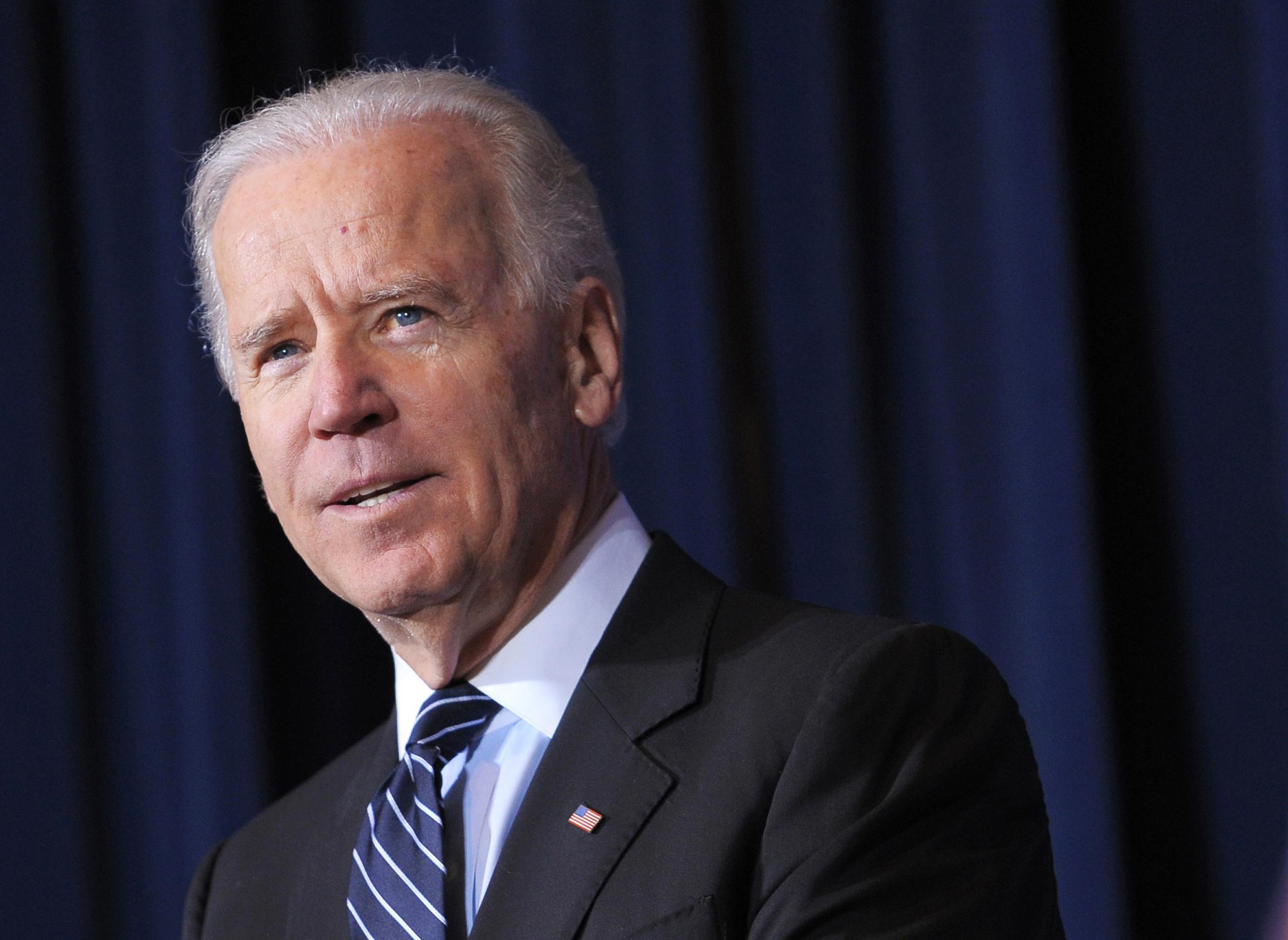 Image: U.S. Vice President Joe Biden