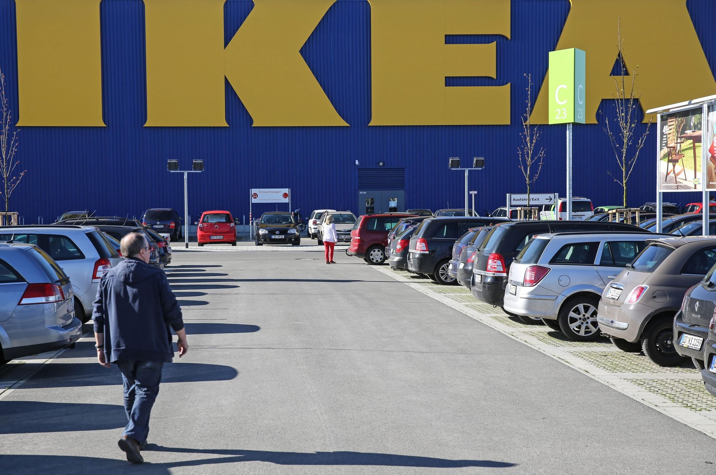 Ikea says it will raise the minimum hourly wage of its workers, putting pressure on other big name chains.