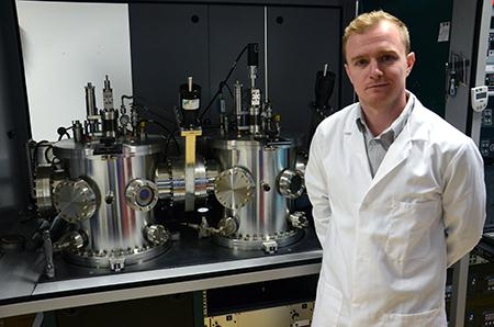Image: John Major, University of Liverpool physicist