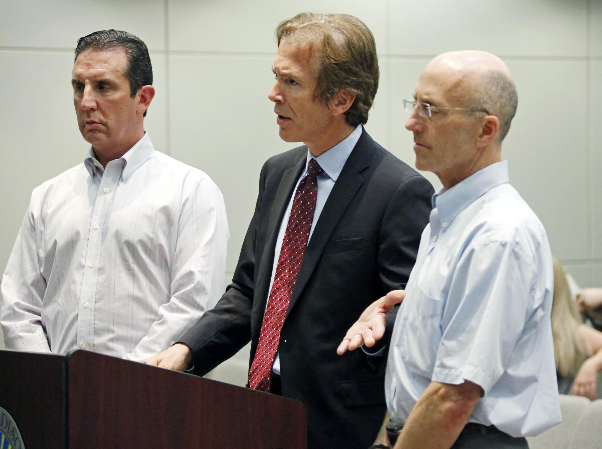 Image: Mark Mayfield, Merrida Coxwell, John Reeves