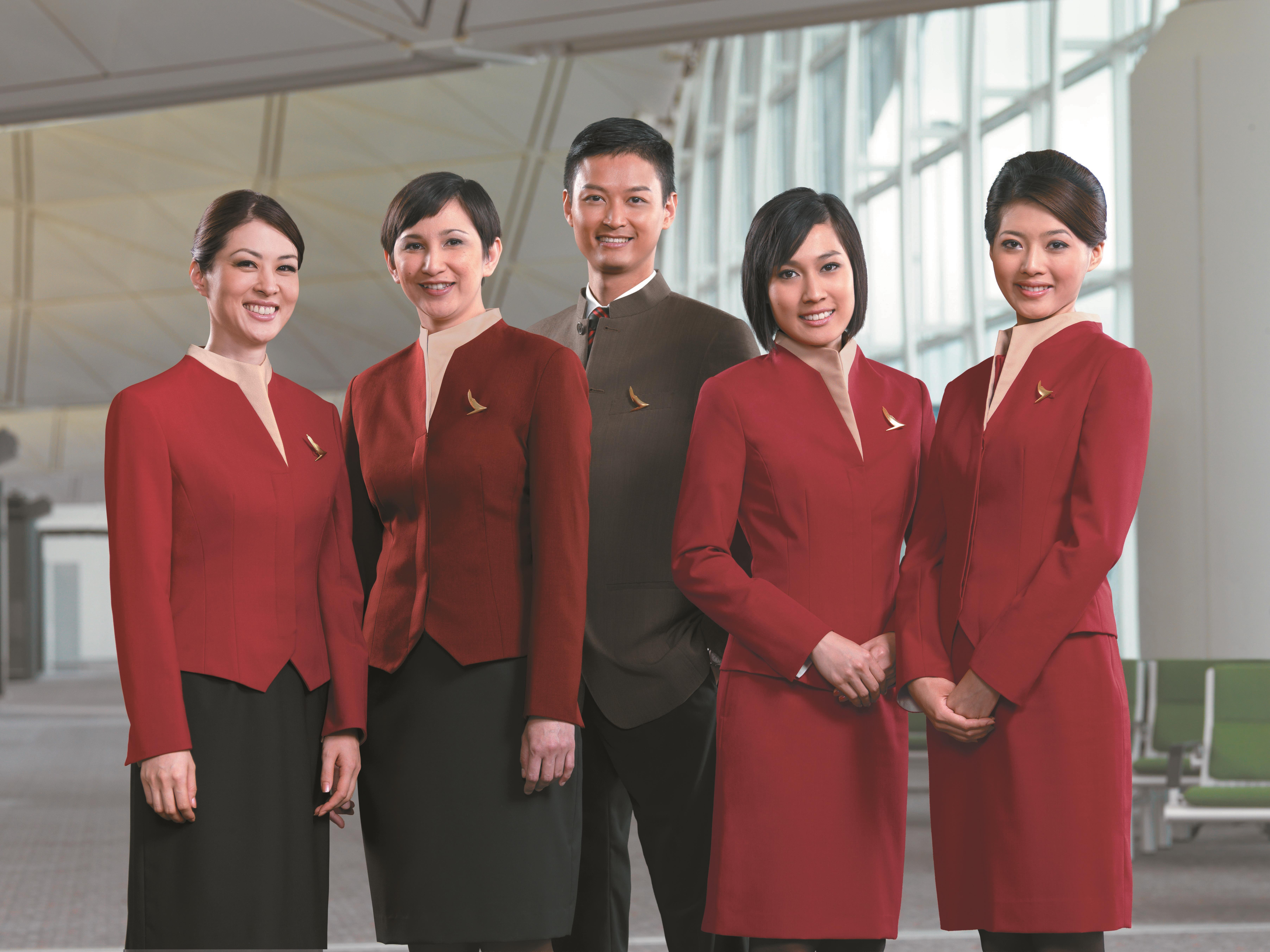 Фото самых красивых стюардесс 4 фотография