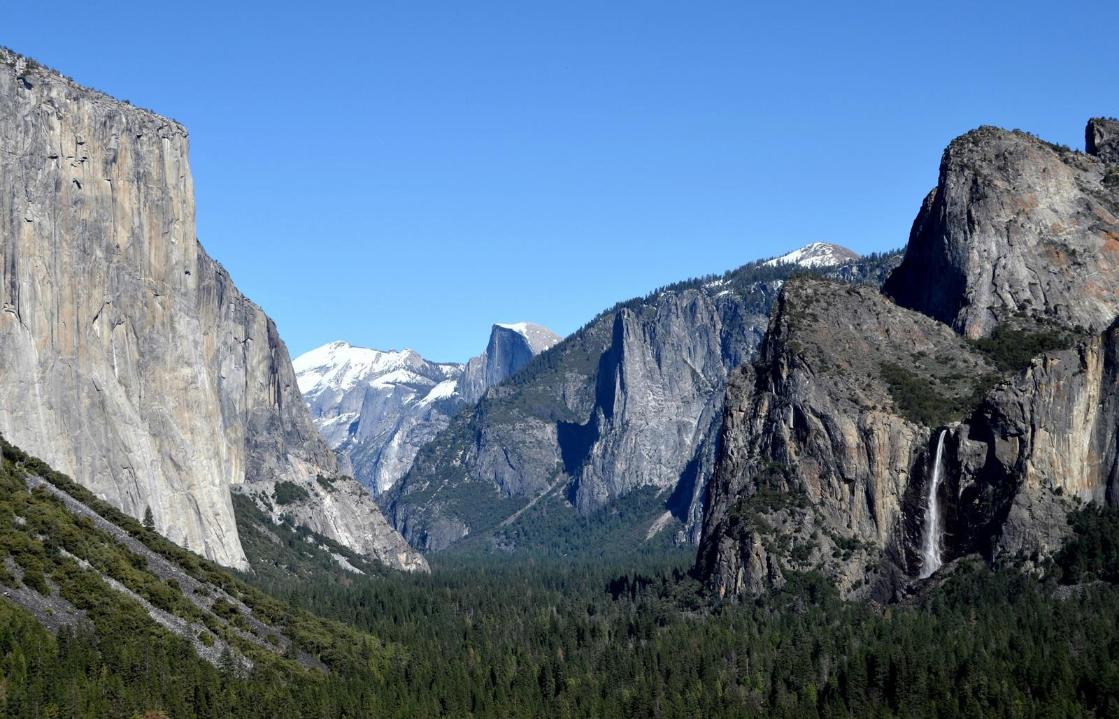 Yosemite National Park Protected For 150 Years Nbc News