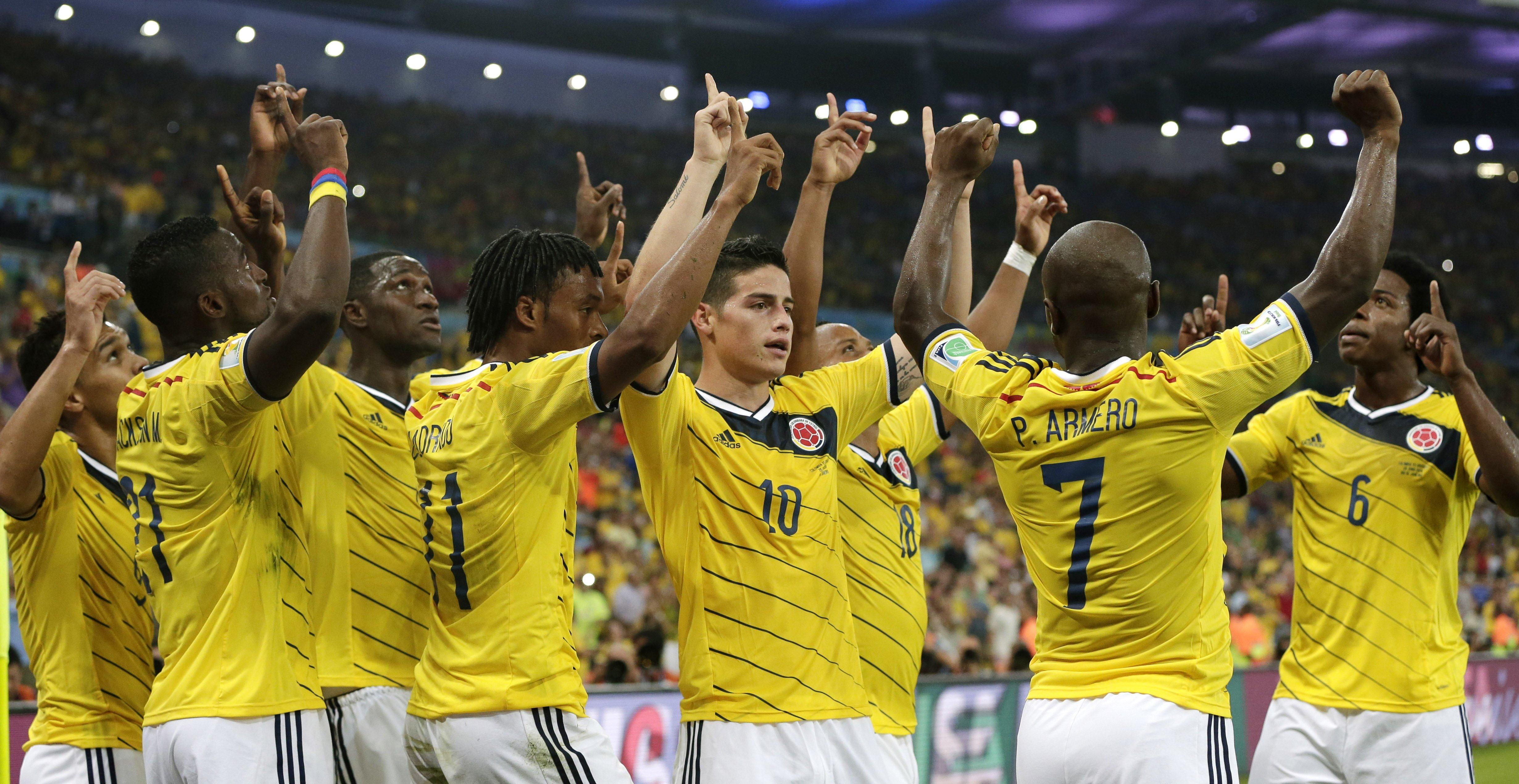 Seleccion Colombia: Why You Should Root For Colombia In The World Cup