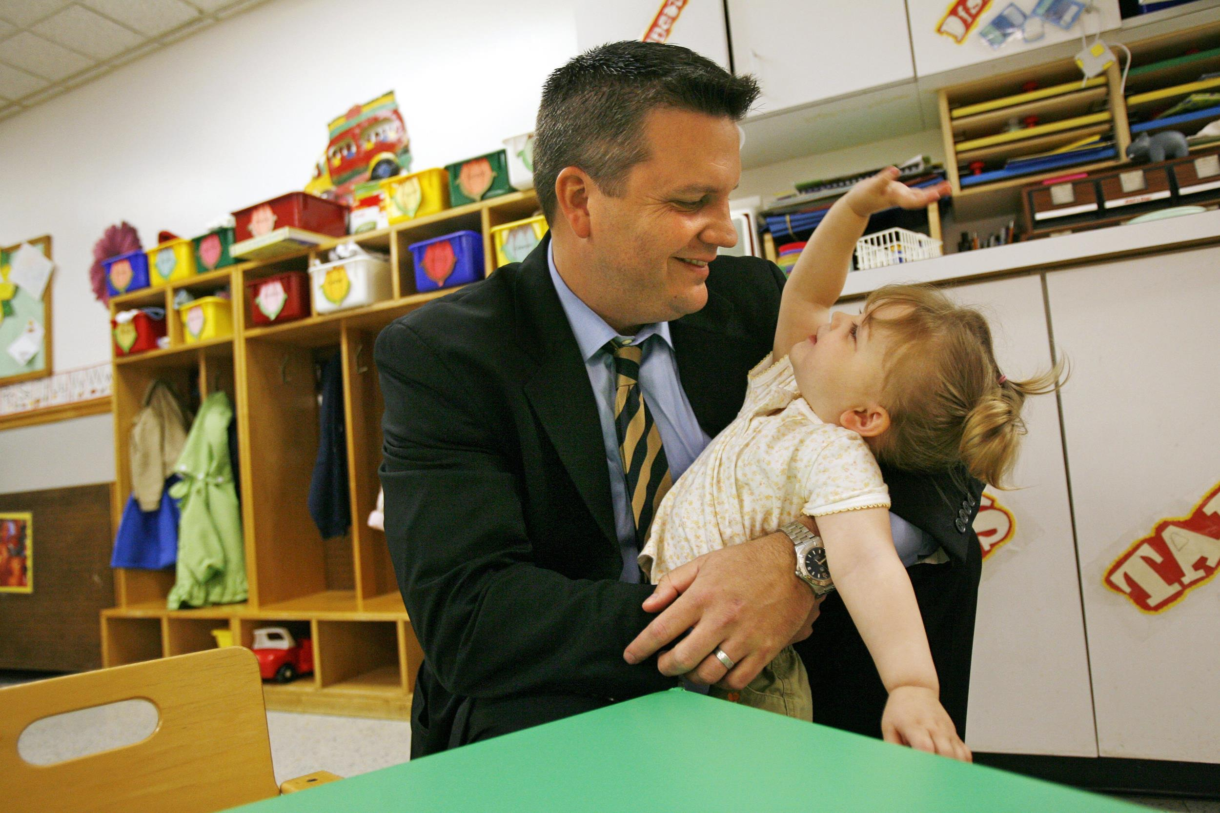 Why Families Face So Many Child Care Struggles - NBC News