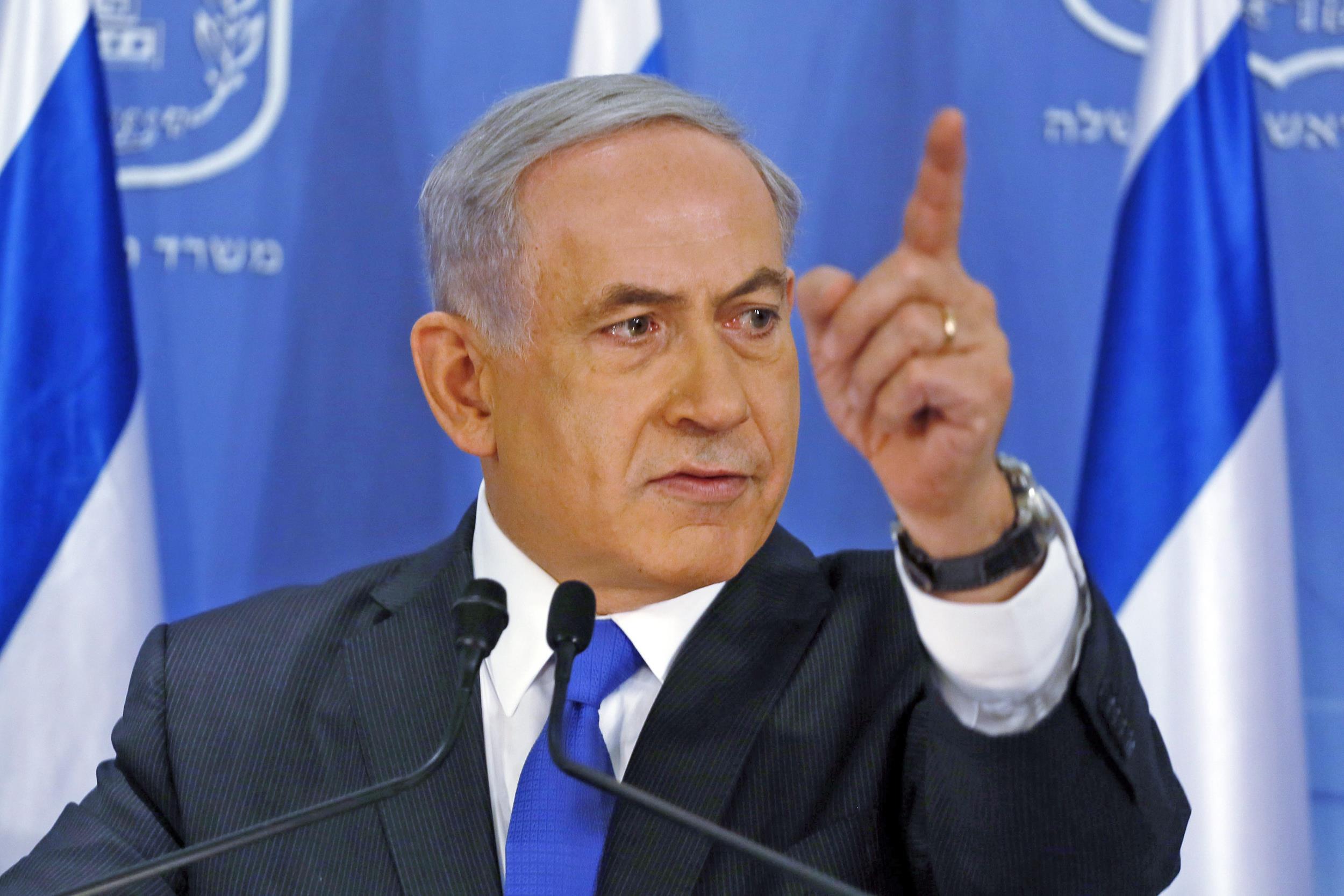 Image: Benjamin Netanyahu