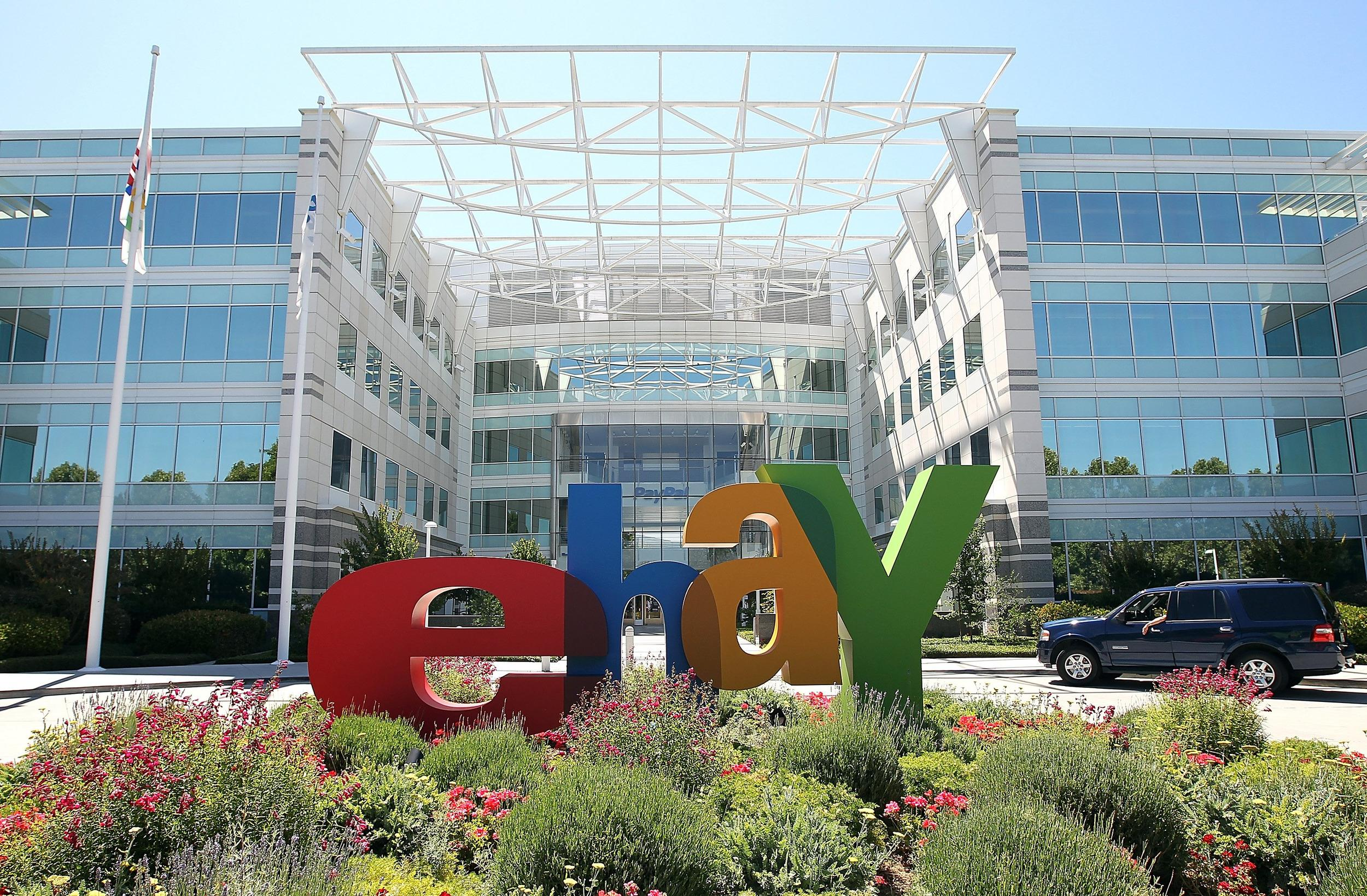 eBay announced a partnership with Sotheby's to make it easier to auction art and antiques online.