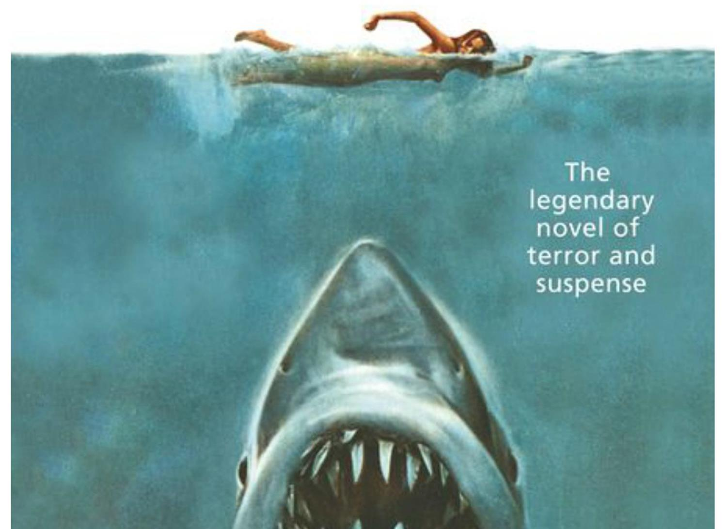 Jaws Book Cover Art : Plot holes and misconceptions dreyfuss kids reflect on