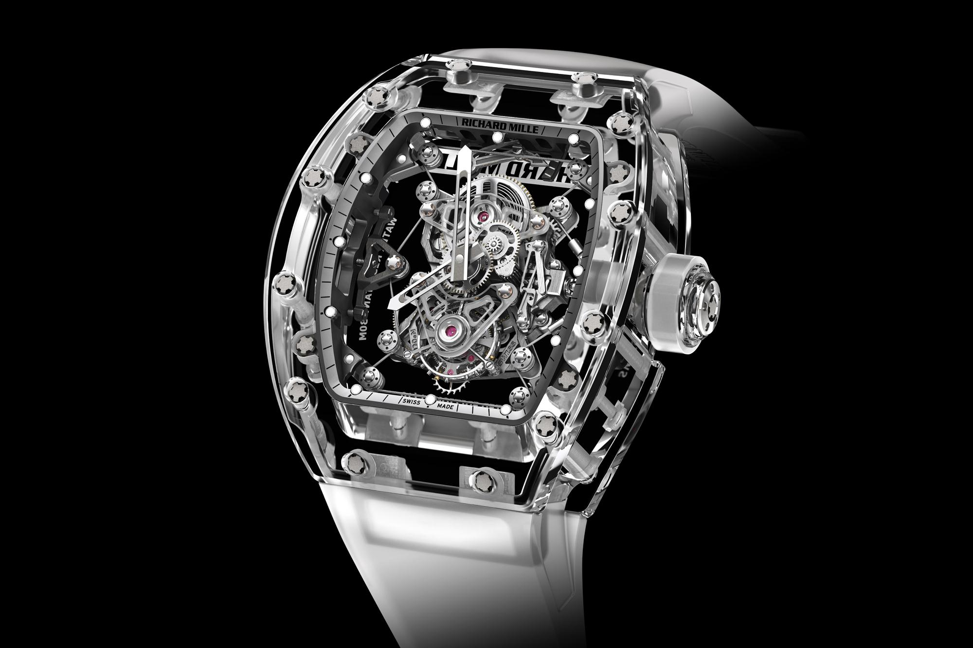 Richard Mille has taken prices, and watchmaking, to a new extreme with his latest watch, which touts a $2.2 million price tag.