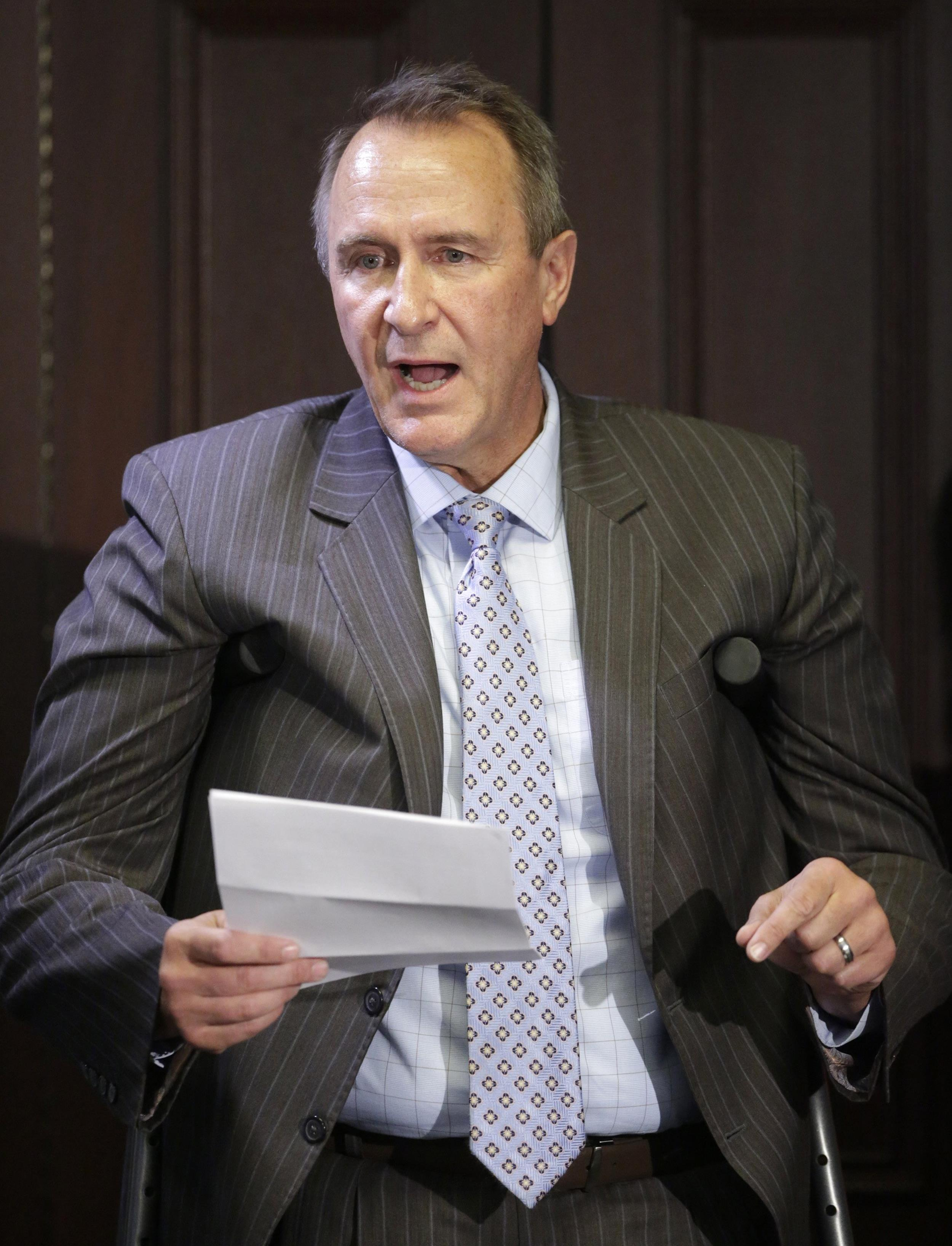 Two Former Attorneys General in Utah Are Charged With