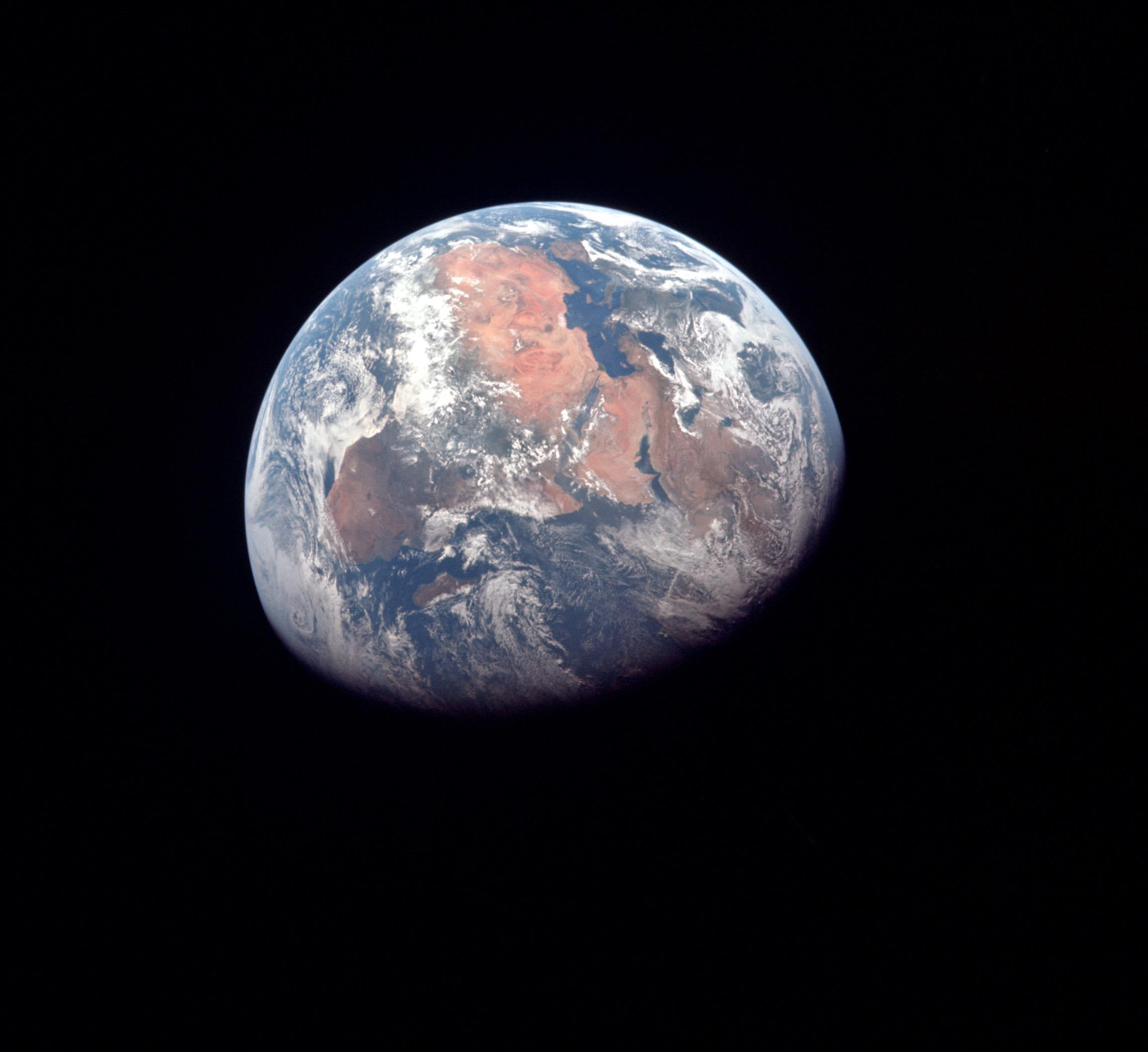 earth from moon apollo - photo #2