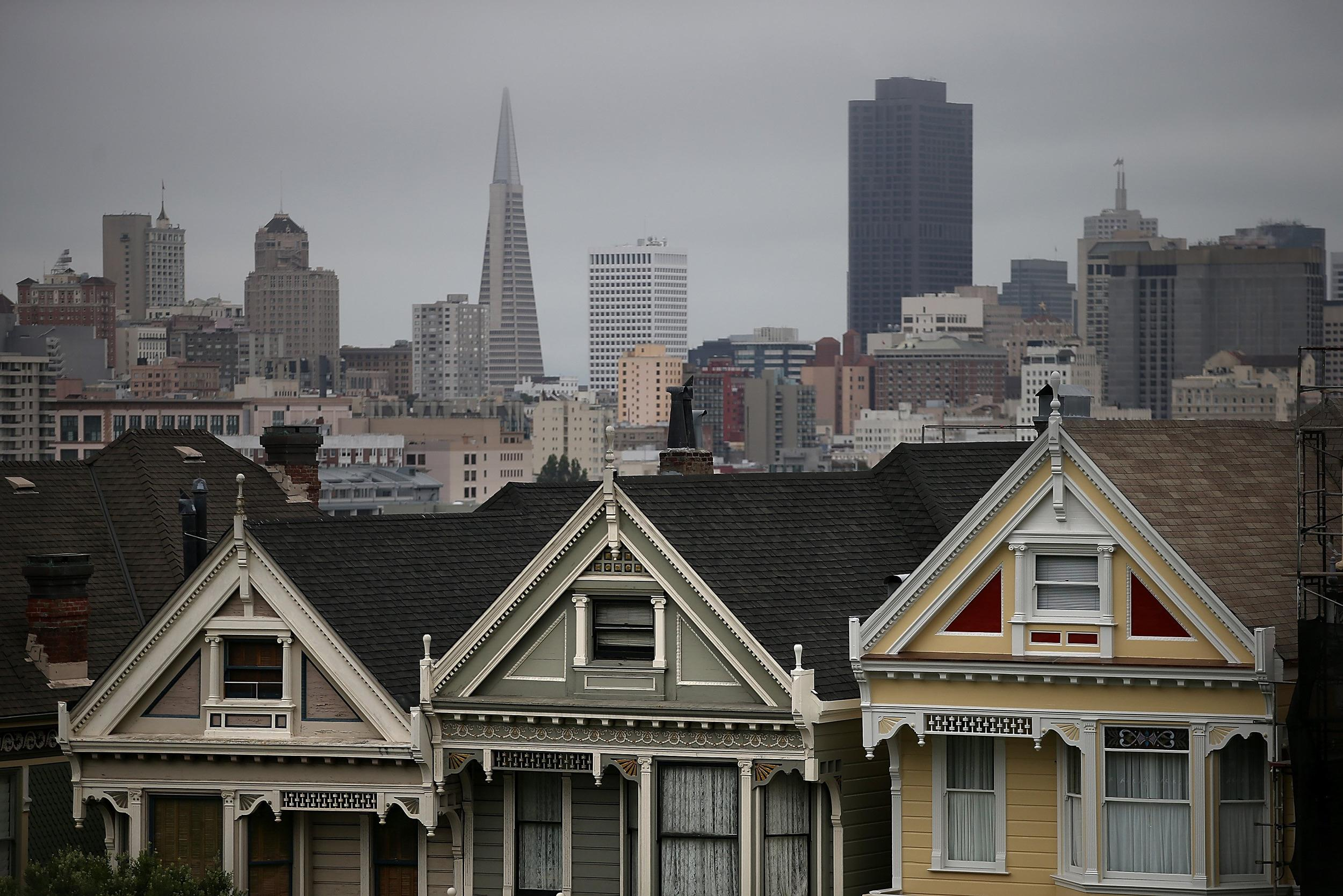 The median price of San Francisco homes has reached the #1 million mark.