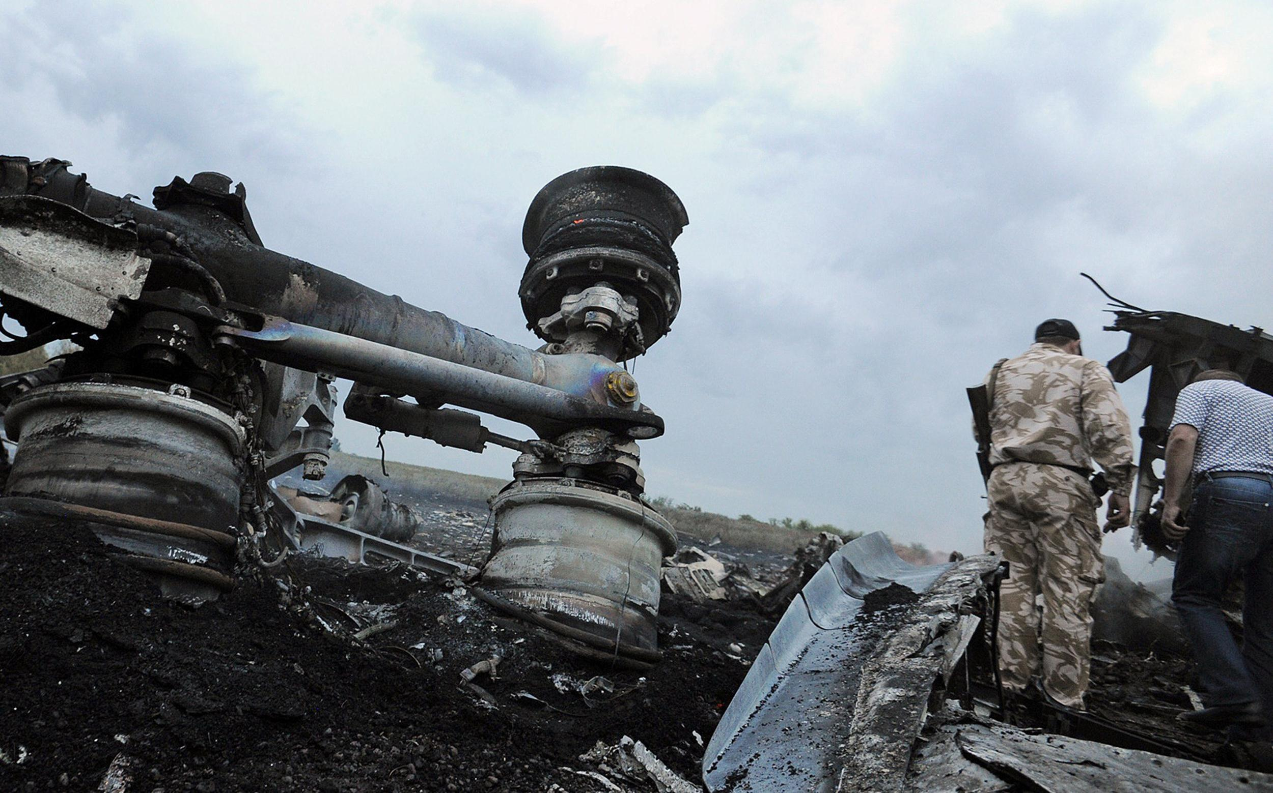 Image: UKRAINE-AVIATION-ACCIDENT-RUSSIA-MALAYSIA