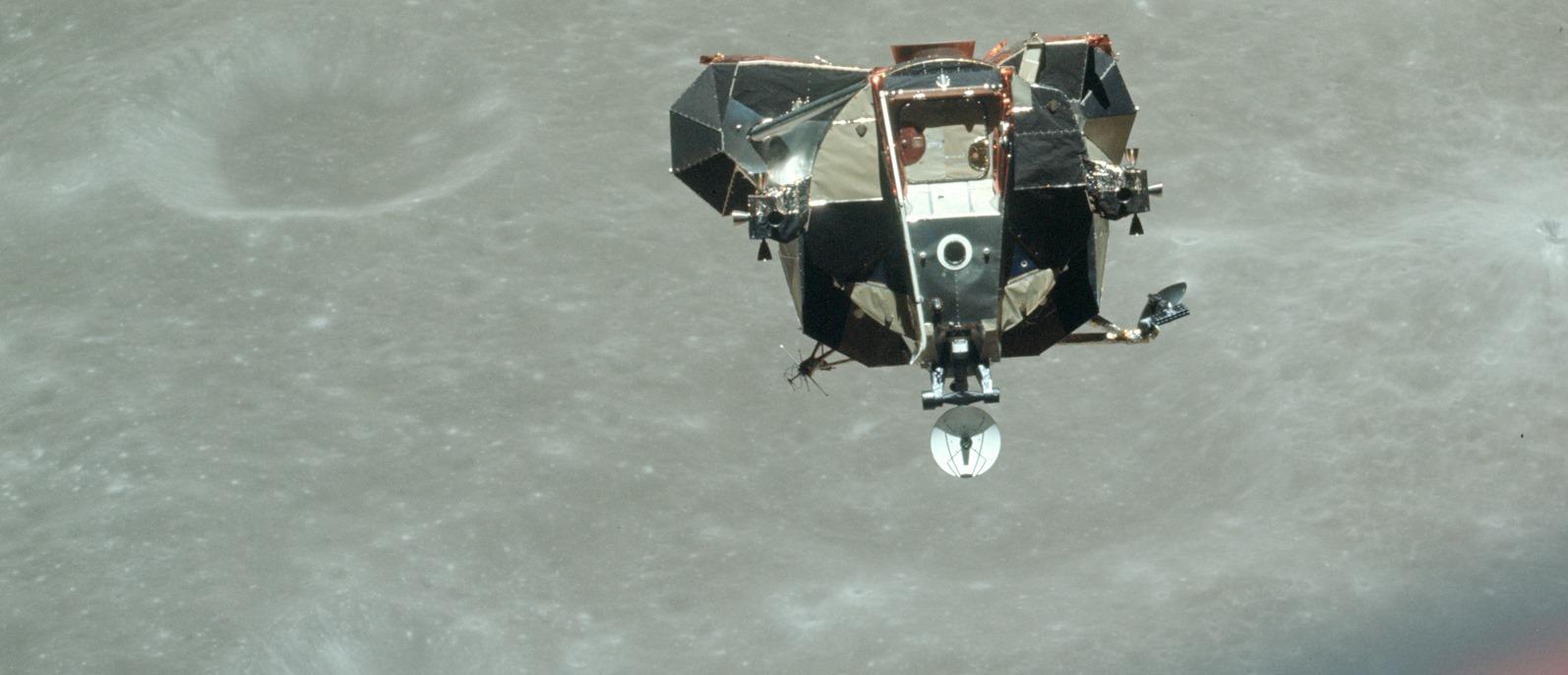Image: Lunar module