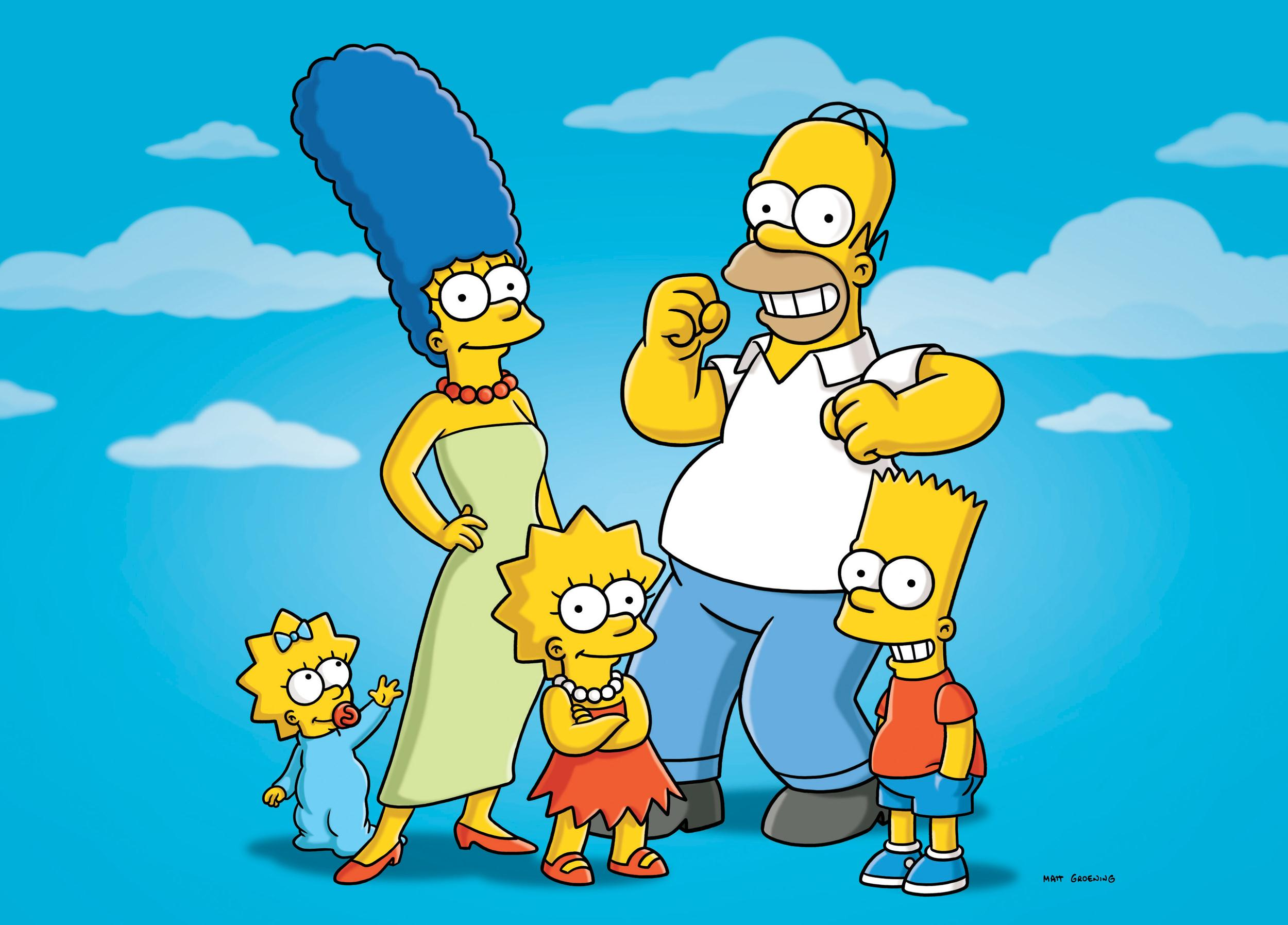 Simpsons Stream