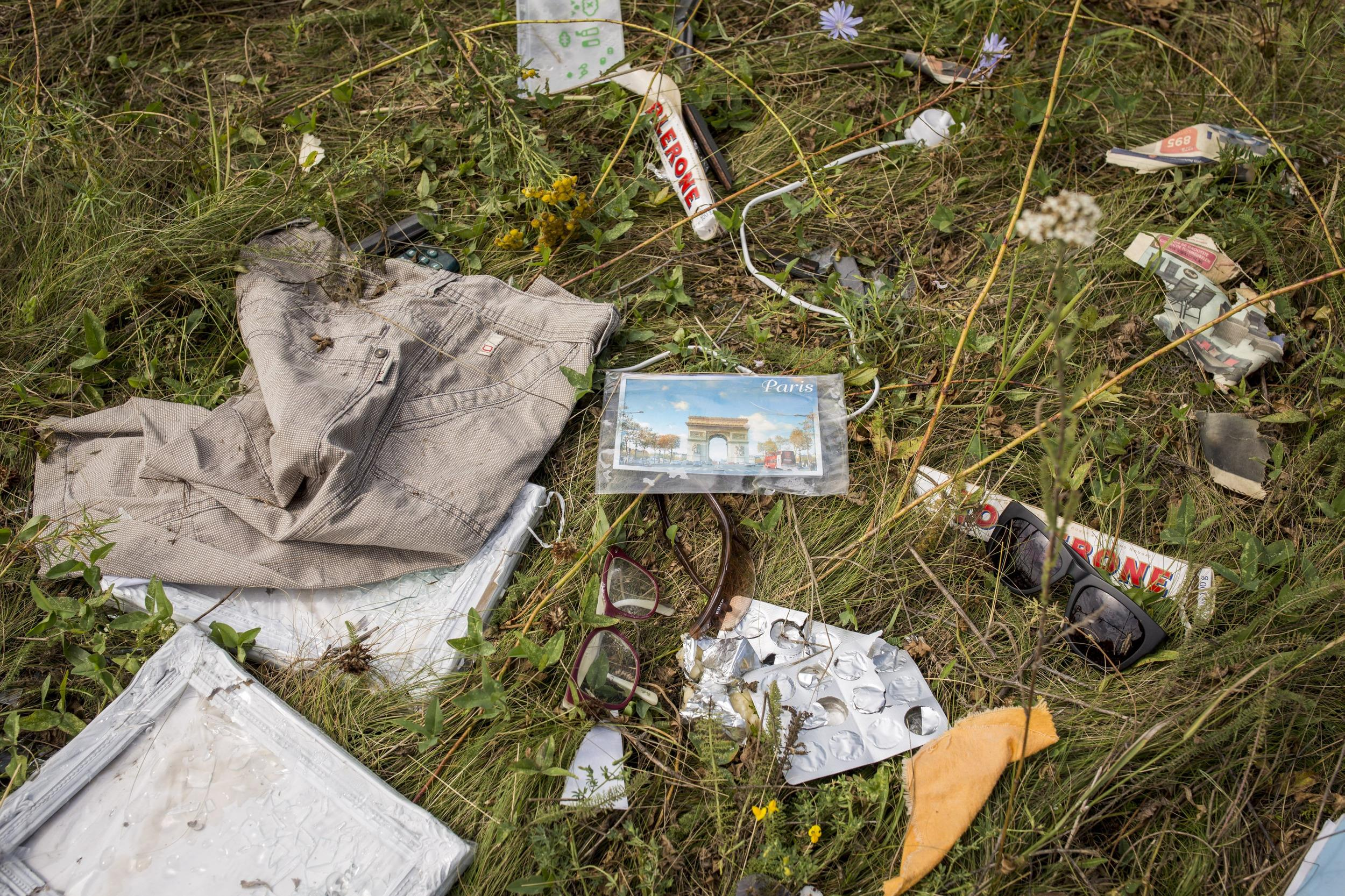 Image: 298 Crew And Passengers Perish On Flight MH17 After Suspected Missile Attack In Ukraine