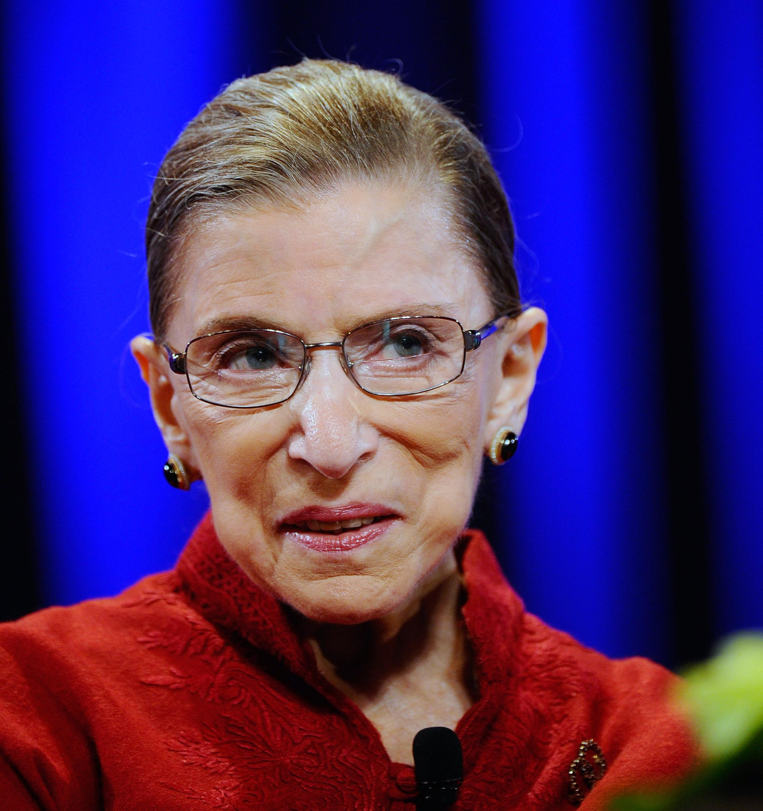 Ruth Bader Ginsburg Thrills Bride With Reply to Wedding ...