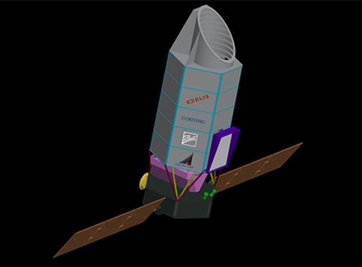 Image: ASTRO-1 Telescope