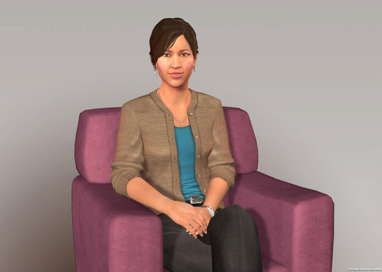 Ellie Virtual Therapist