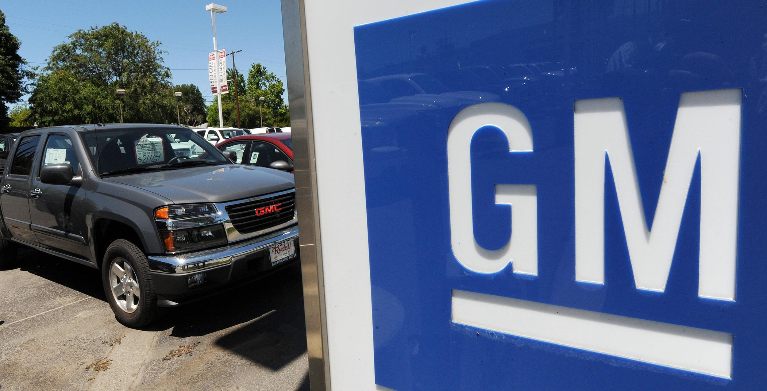 GM's auto financing unit has received a subpoena from the U.S. Department of Justice requesting information about the company's use of subprime automobile loan contracts.