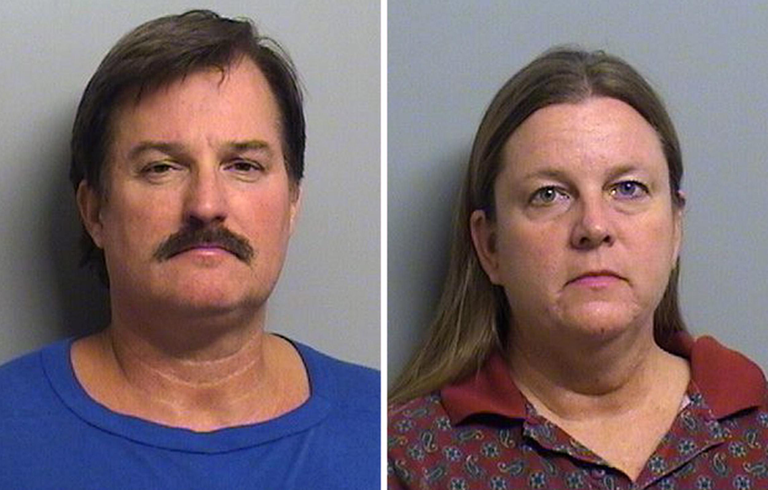 Image: Officers Shannon Kepler and Gina Kepler