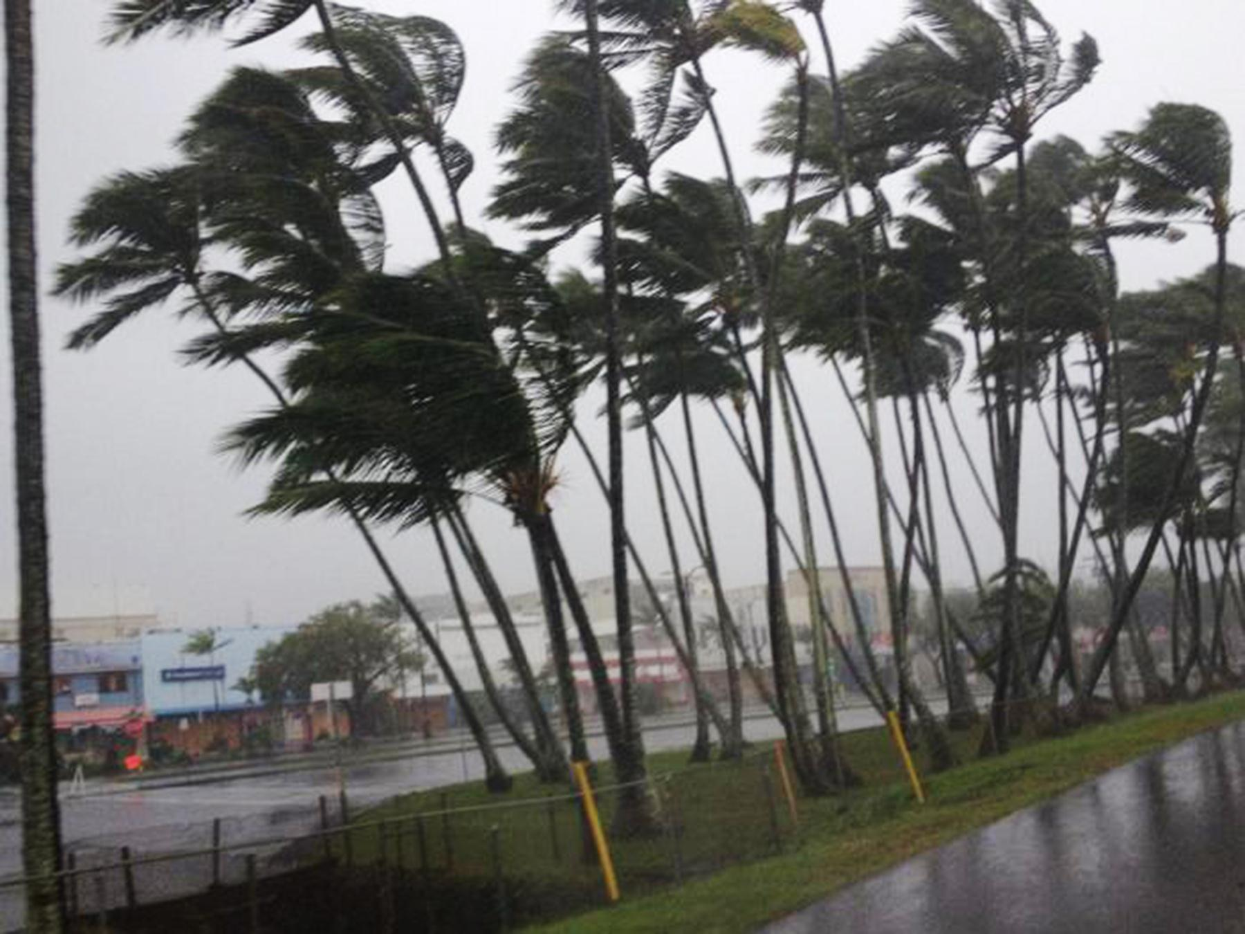 Tropical Storm Iselle makes landfall in Hawaii