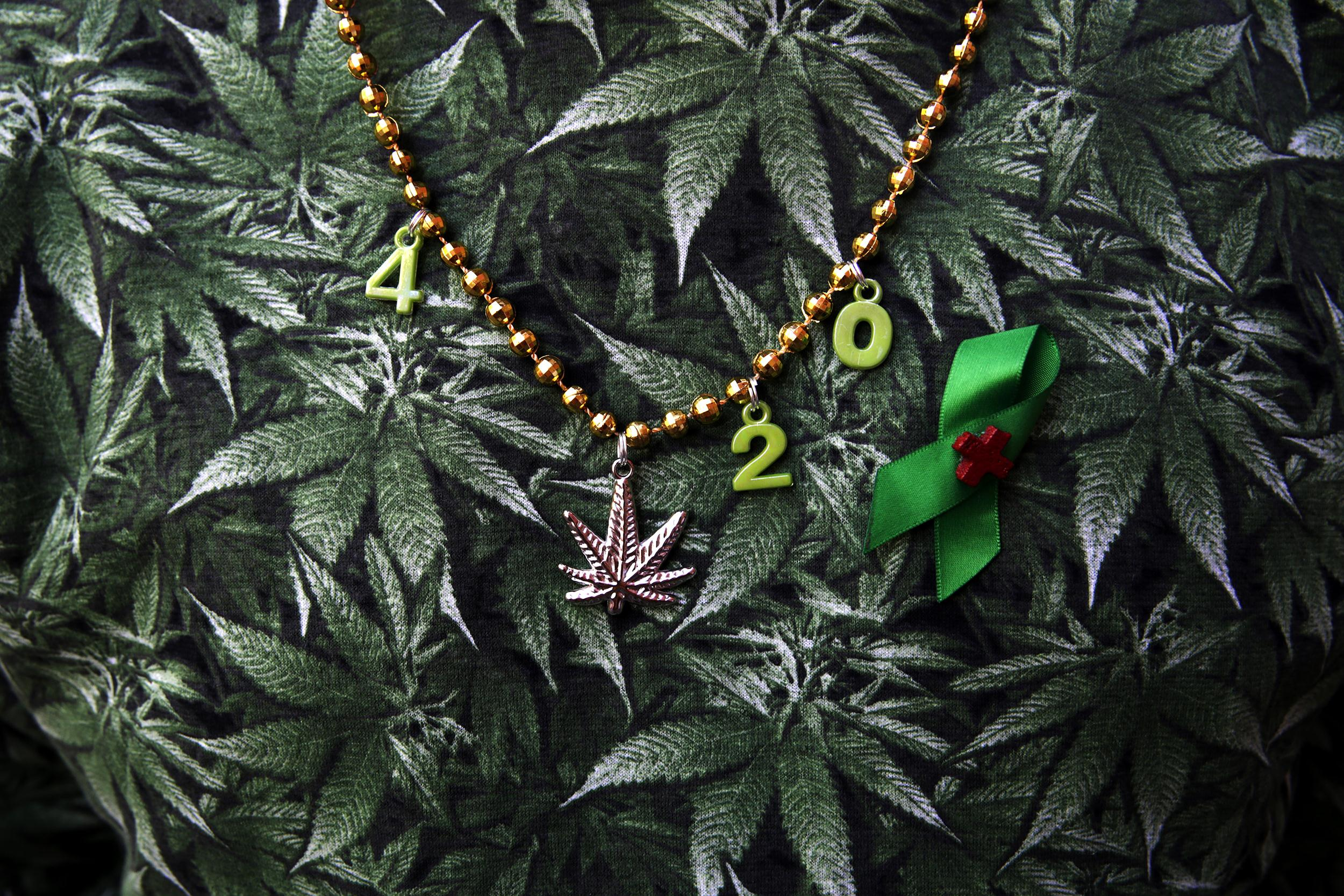 Unofficial Counterculture Marijuana Holiday Celebrated