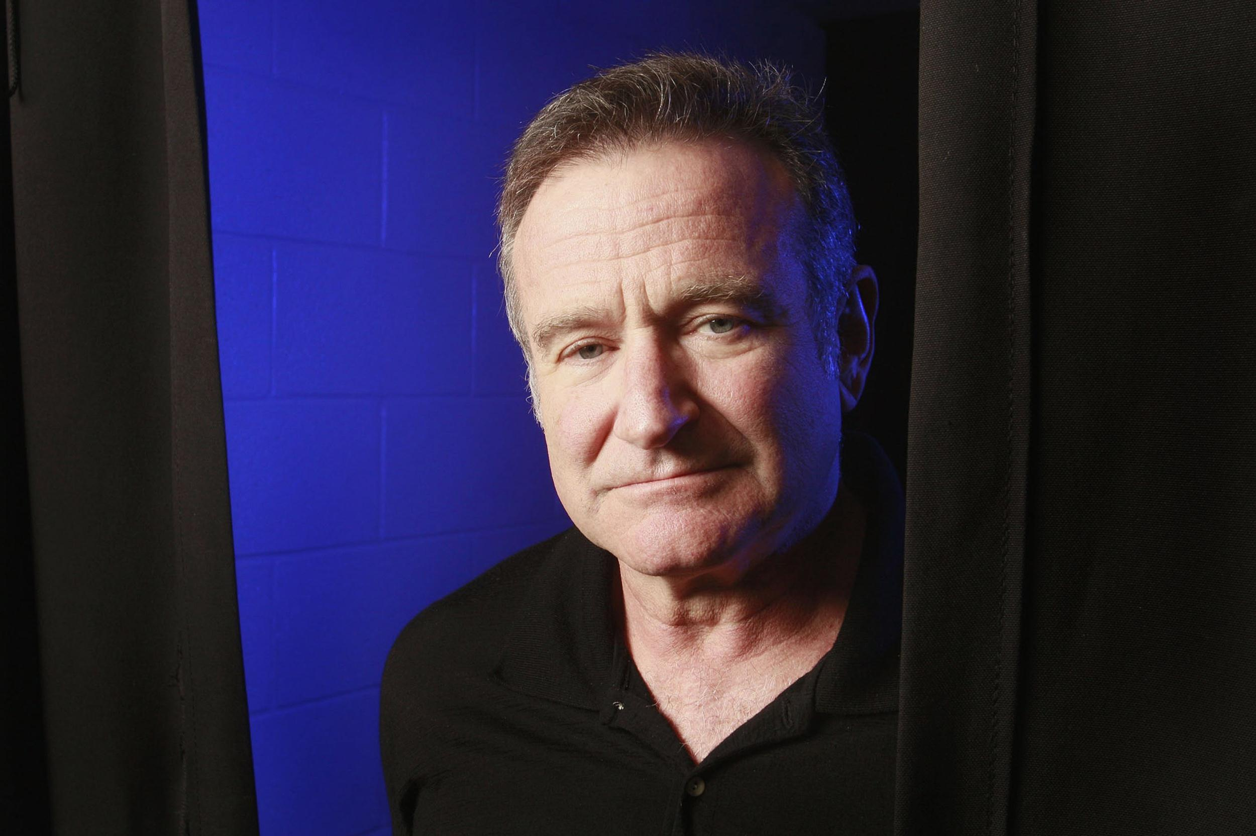 Image: Robin Williams Dies At 63