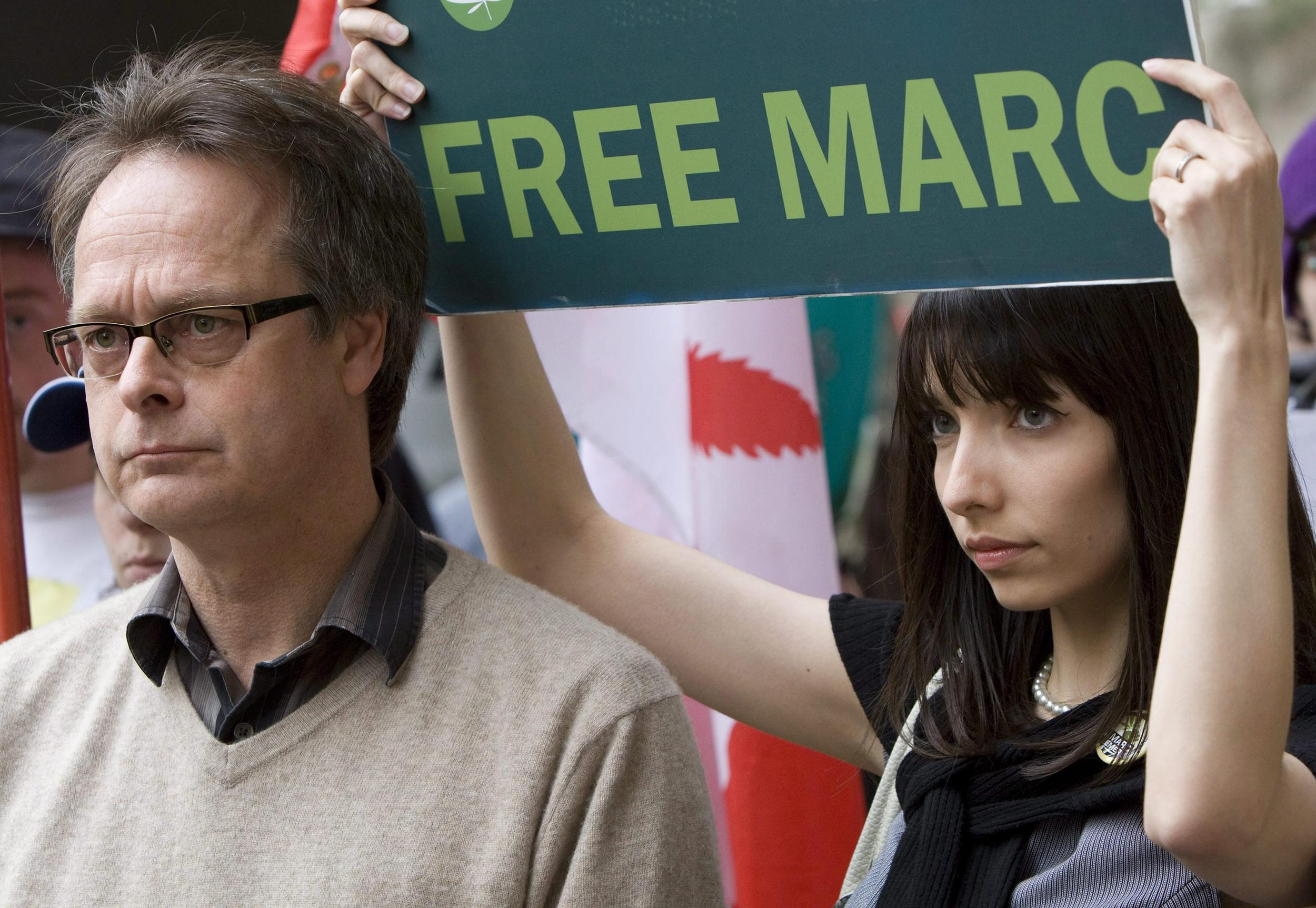 Marc Emery Jodie Emery