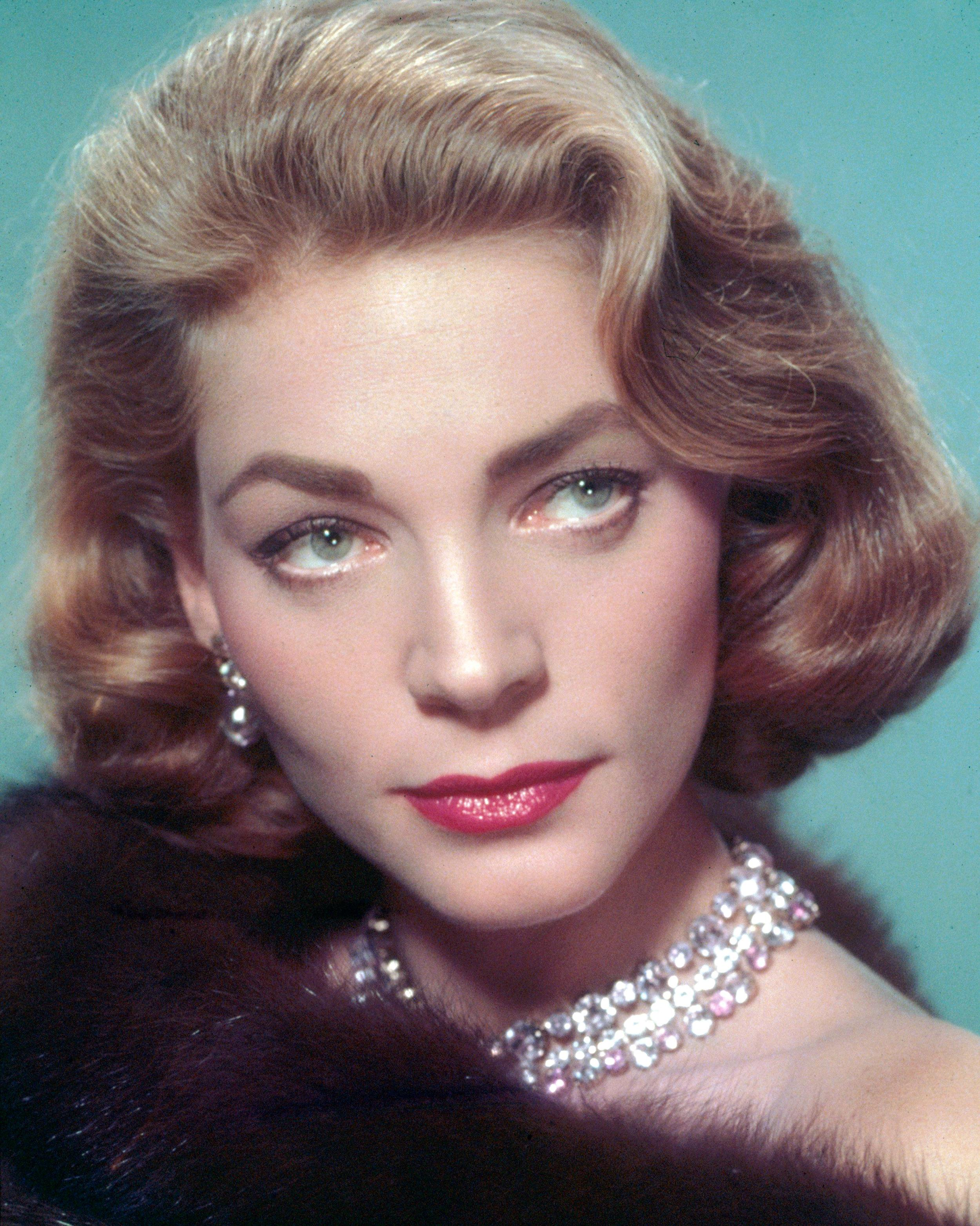 Image: Actress Lauren Bacall