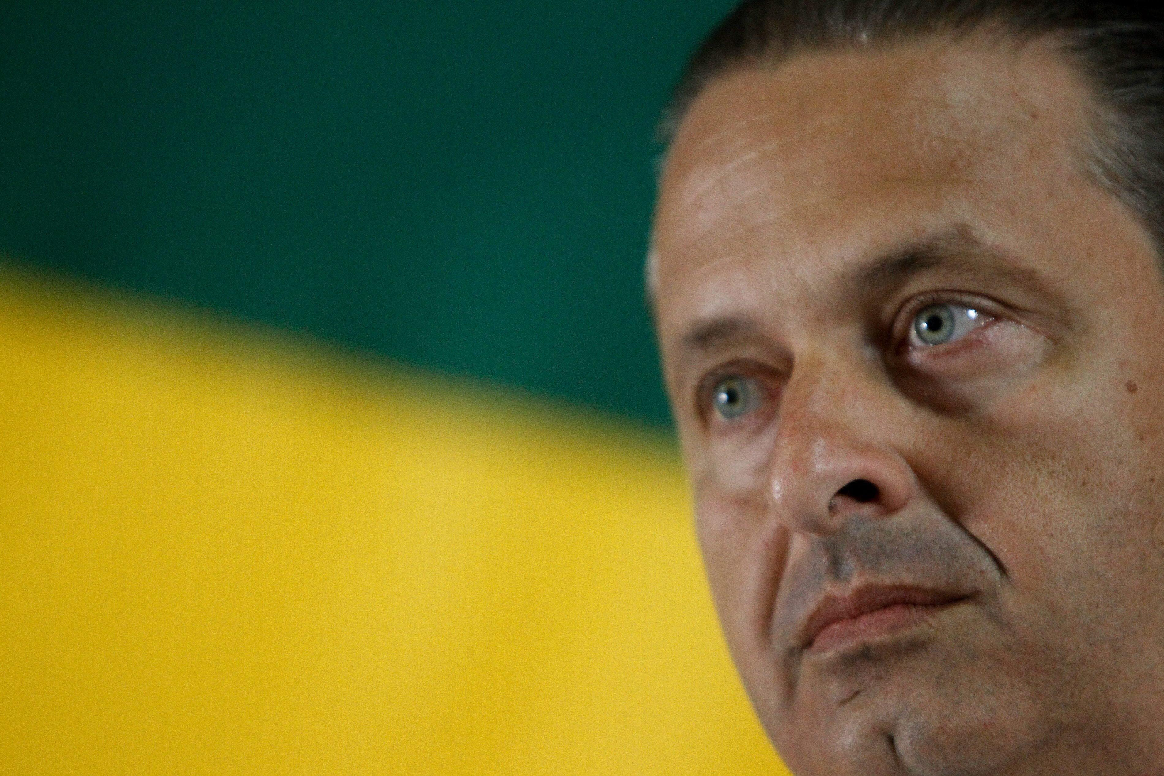 Image: Brazilian presidential candidate killed in plane crash
