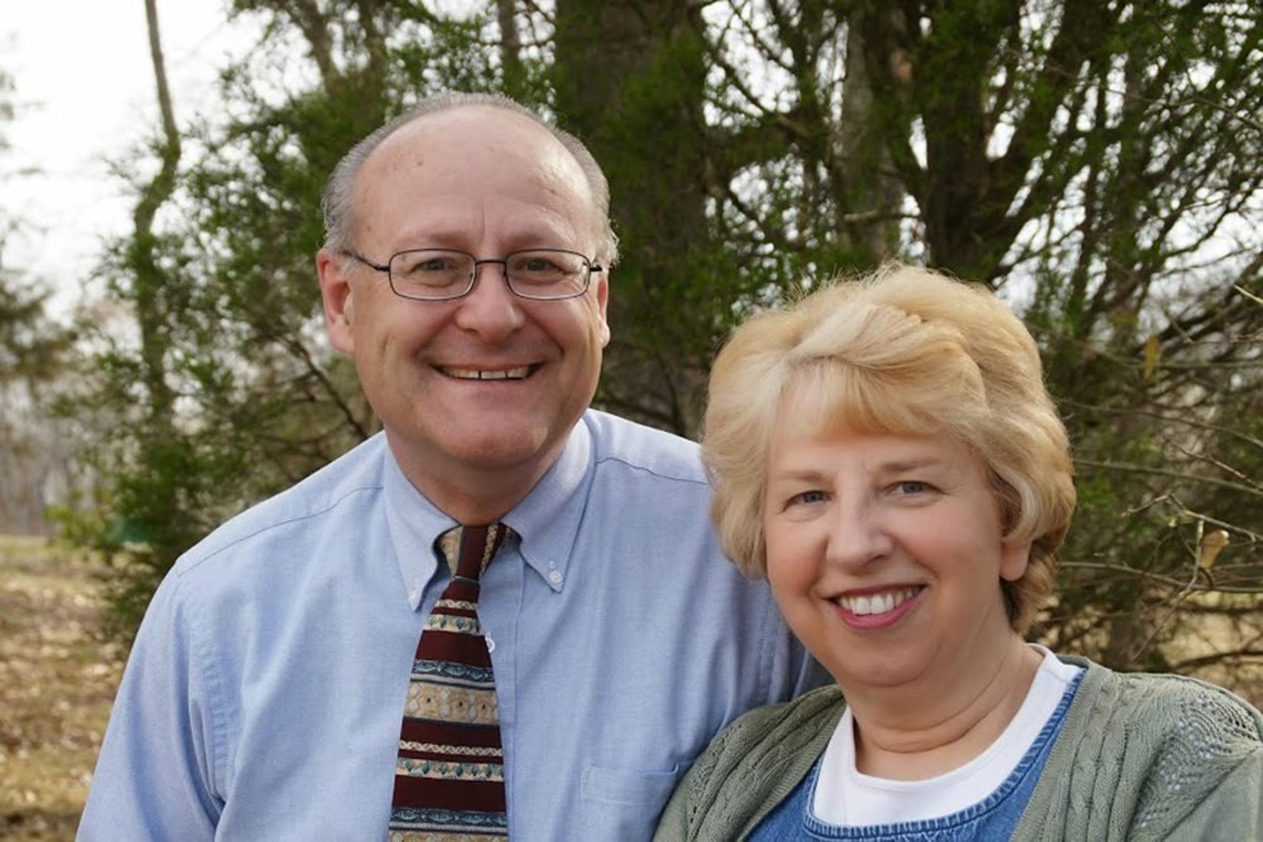 Image: David and Nancy Writebol