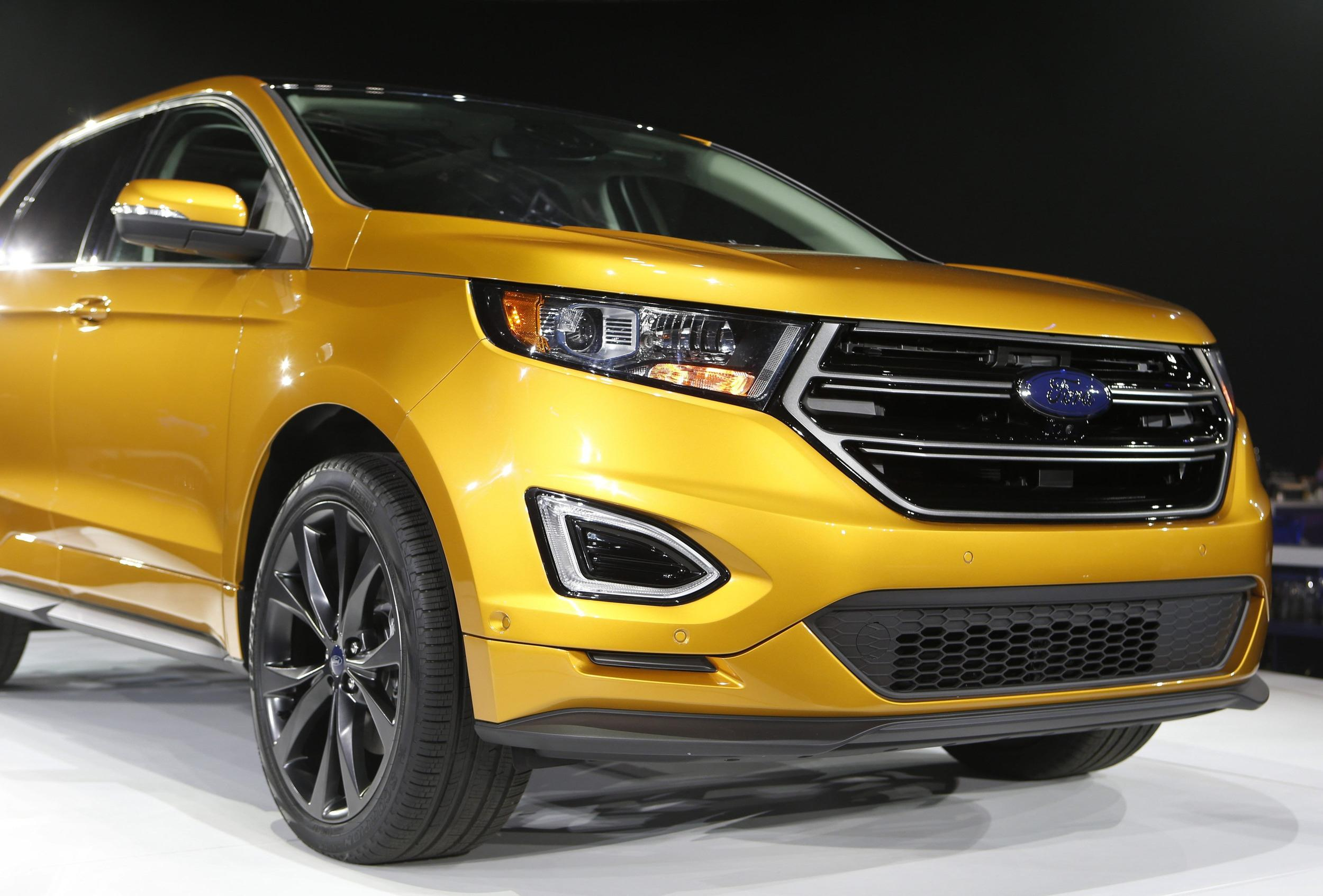 Ford Recalls  Cars Suvs For Faulty Part